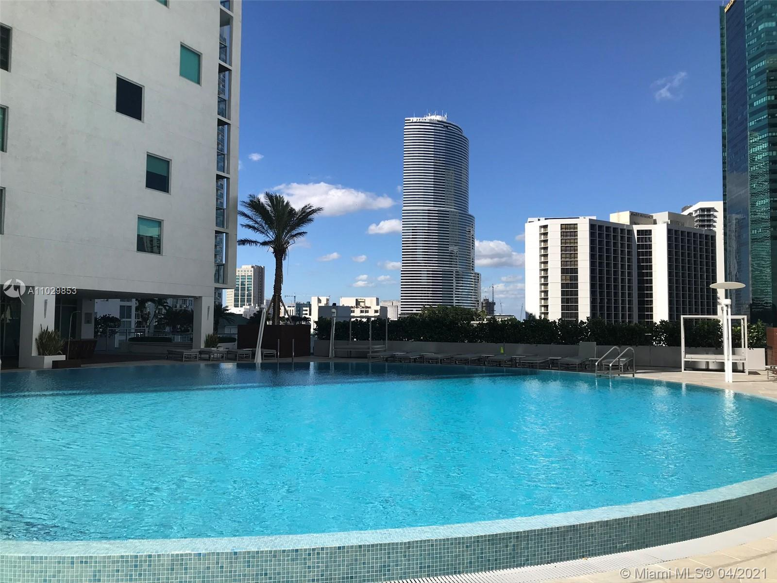 500 Brickell West Tower #2404 - 500 Brickell Ave #2404, Miami, FL 33131