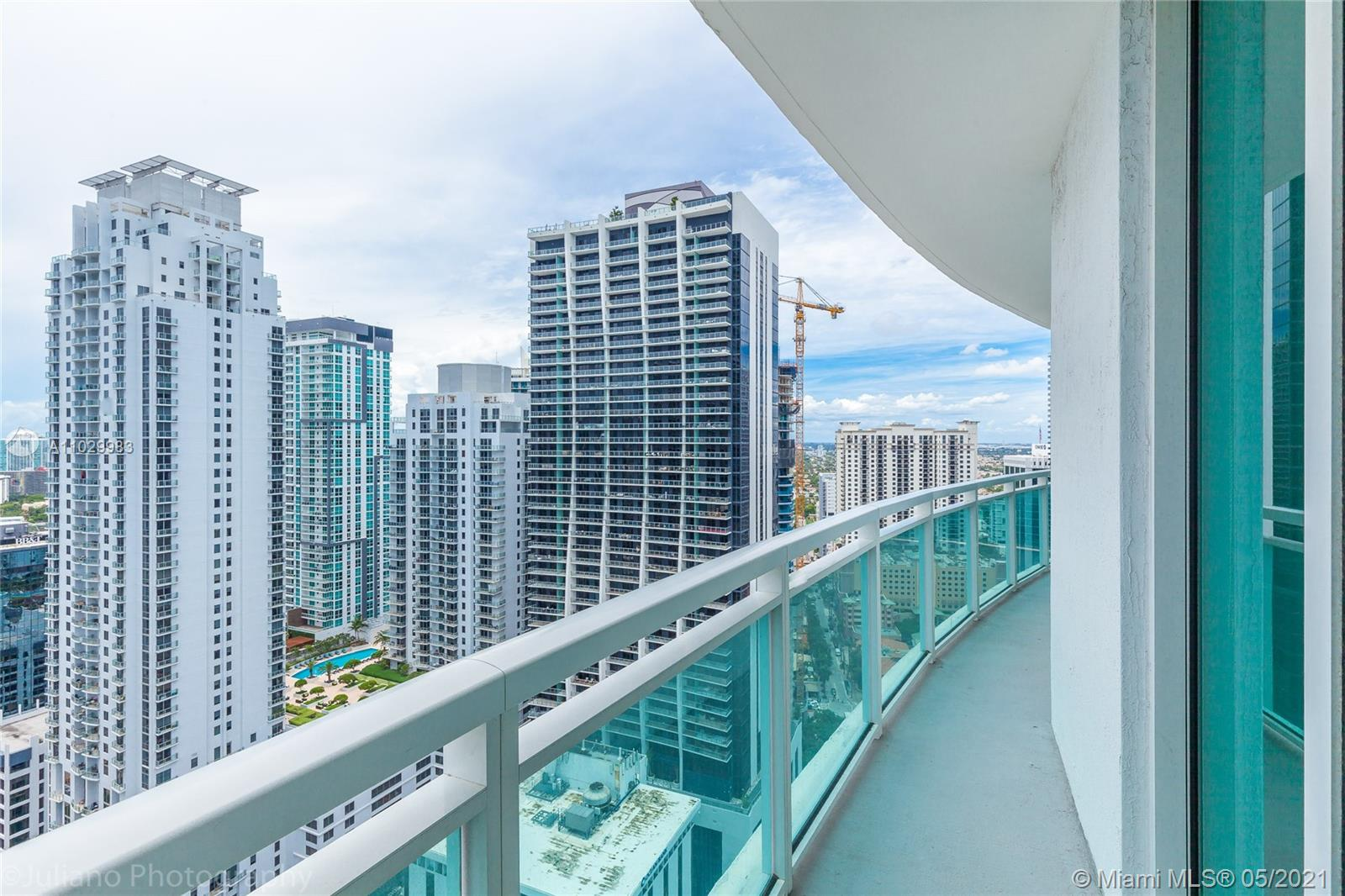 The Plaza on Brickell 2 #3511 - 951 BRICKELL AVENUE #3511, Miami, FL 33131