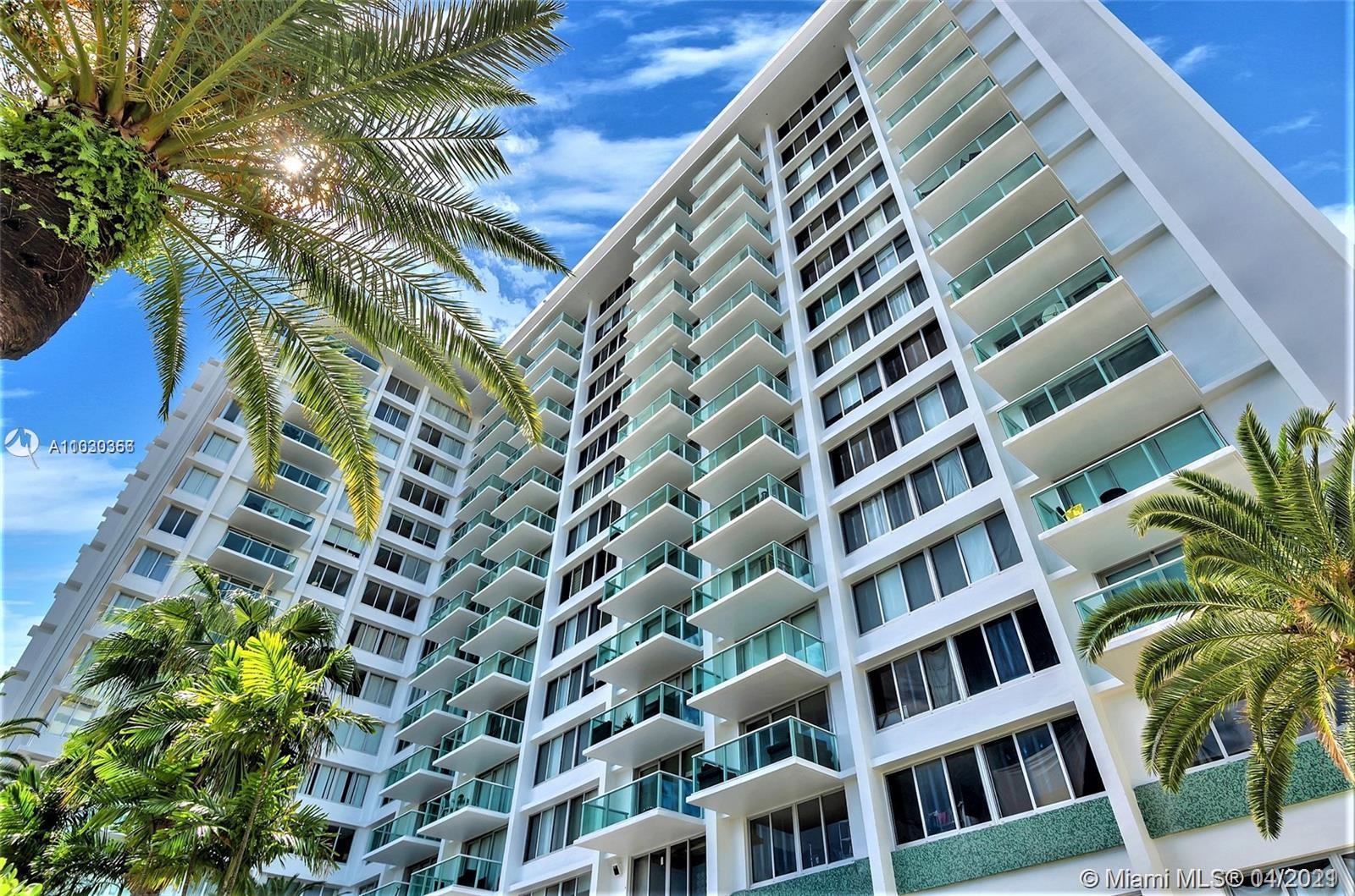 Mirador South #805 - 1000 West Ave #805, Miami Beach, FL 33139