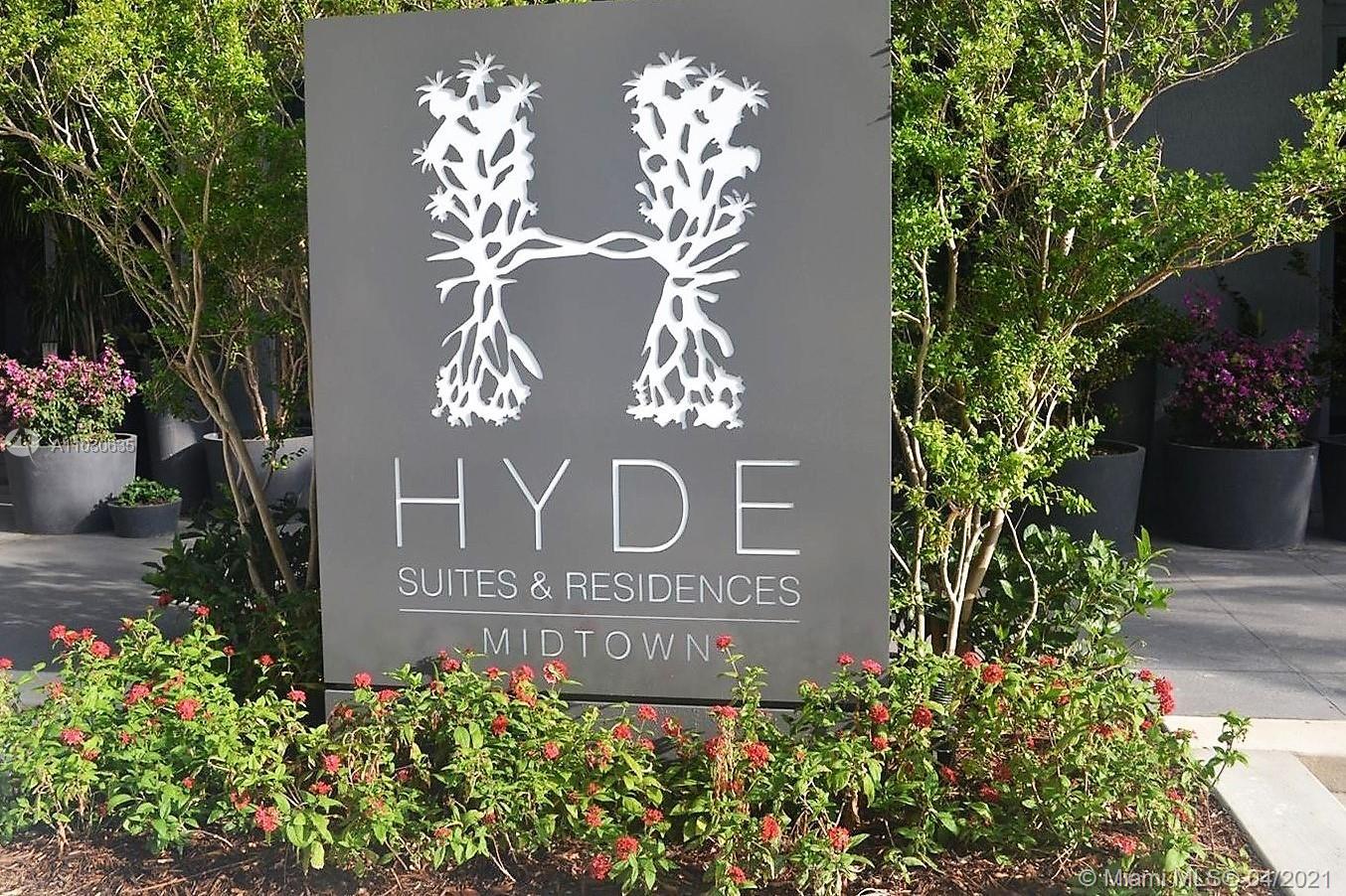 Hyde Midtown #2506 - 121 NE 34th St #2506, Miami, FL 33137