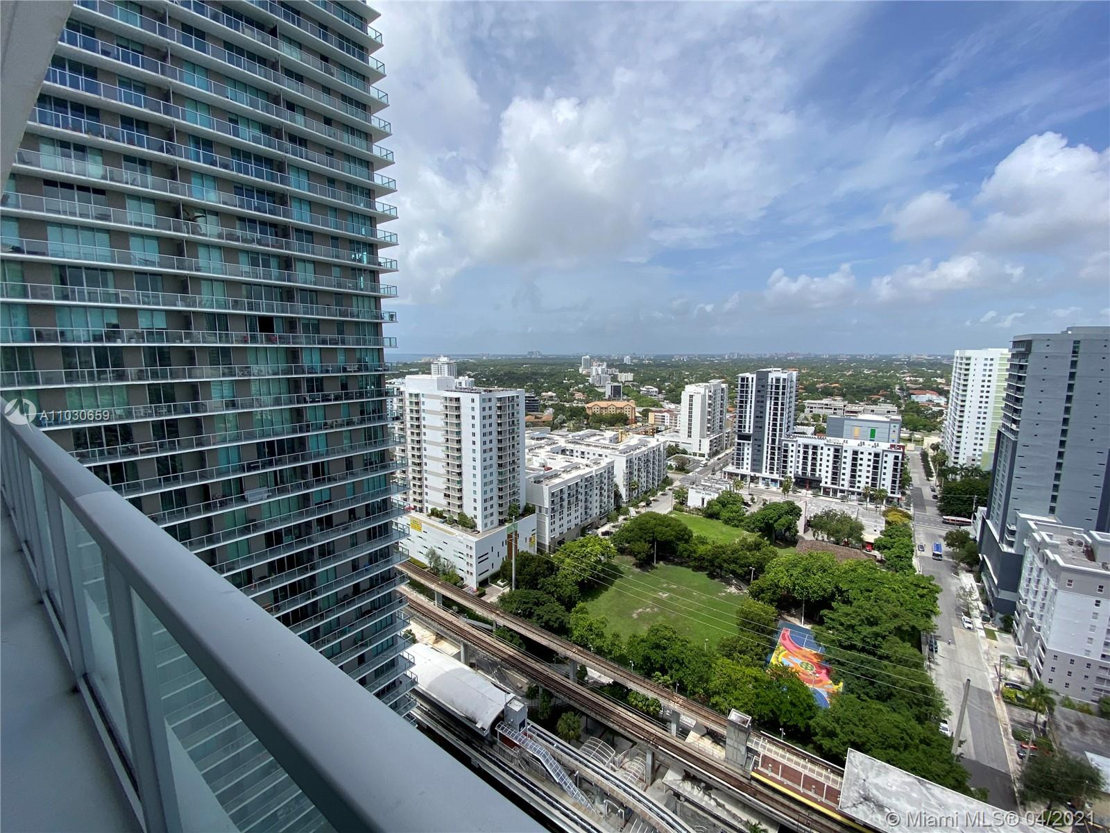 Axis on Brickell North Tower #2825-N - 1111 SW 1st Ave #2825-N, Miami, FL 33130