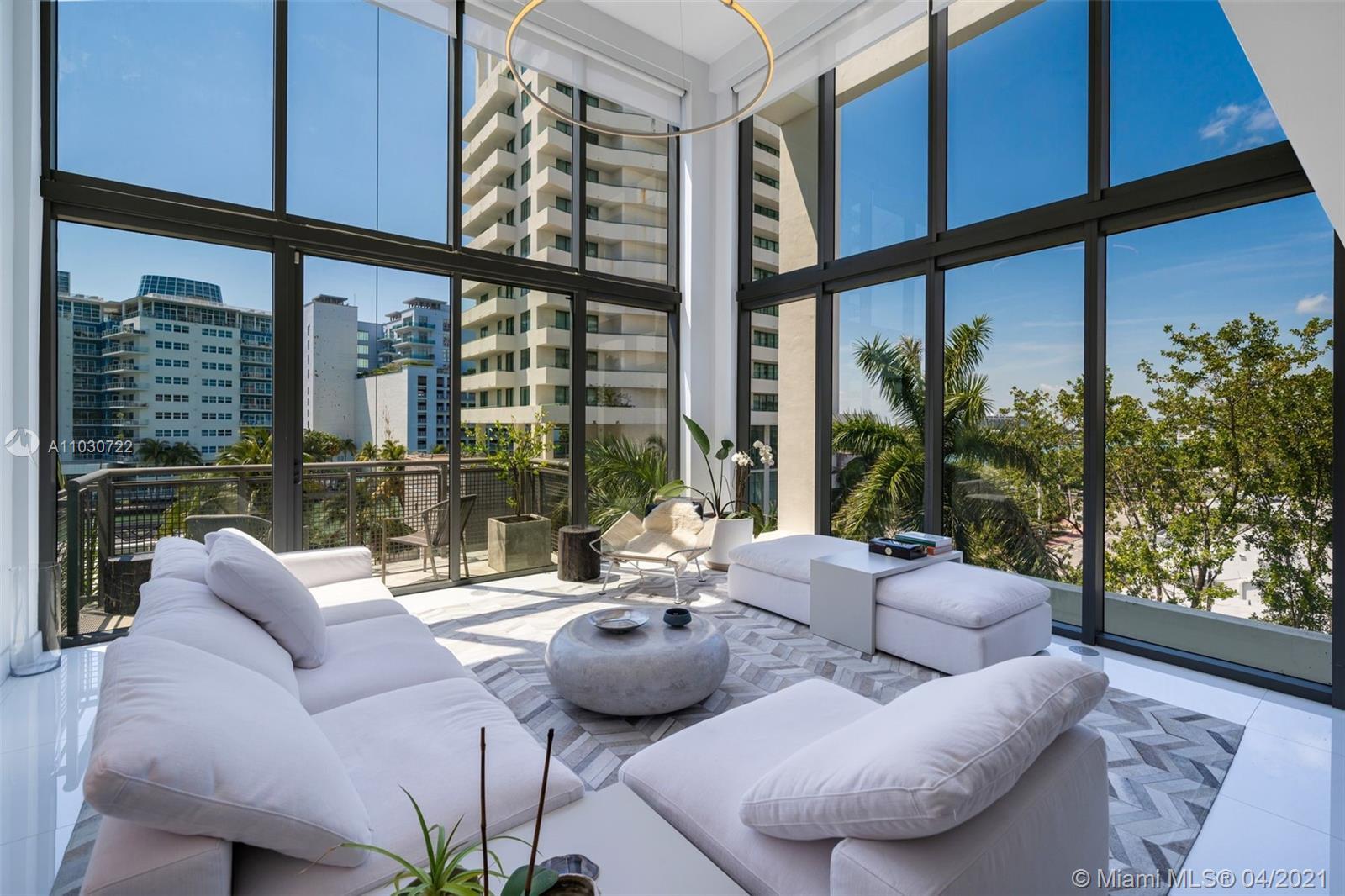 Terra Beachside Villas #502 - 6000 Collins Ave #502, Miami Beach, FL 33140