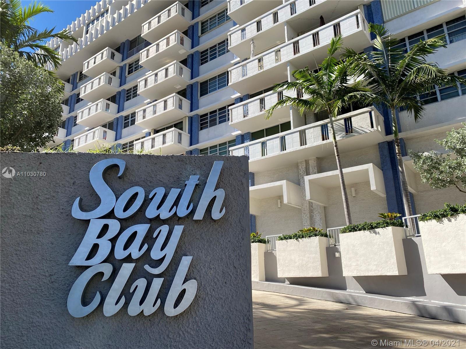 South Bay Club #234 - 800 West Ave #234, Miami Beach, FL 33139