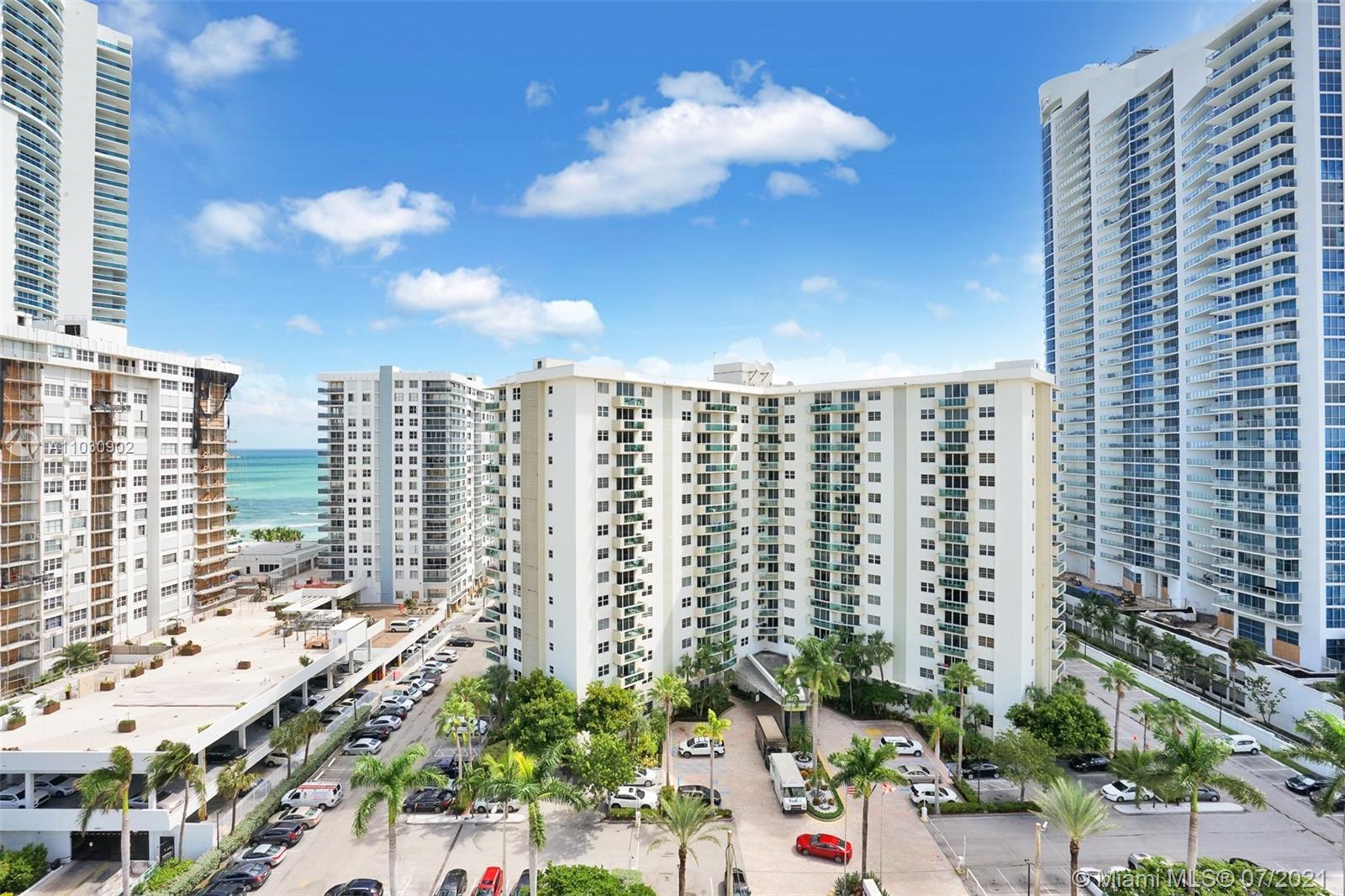 Residences on Hollywood East Tower #1033 - 3001 S Ocean Dr #1033, Hollywood, FL 33019