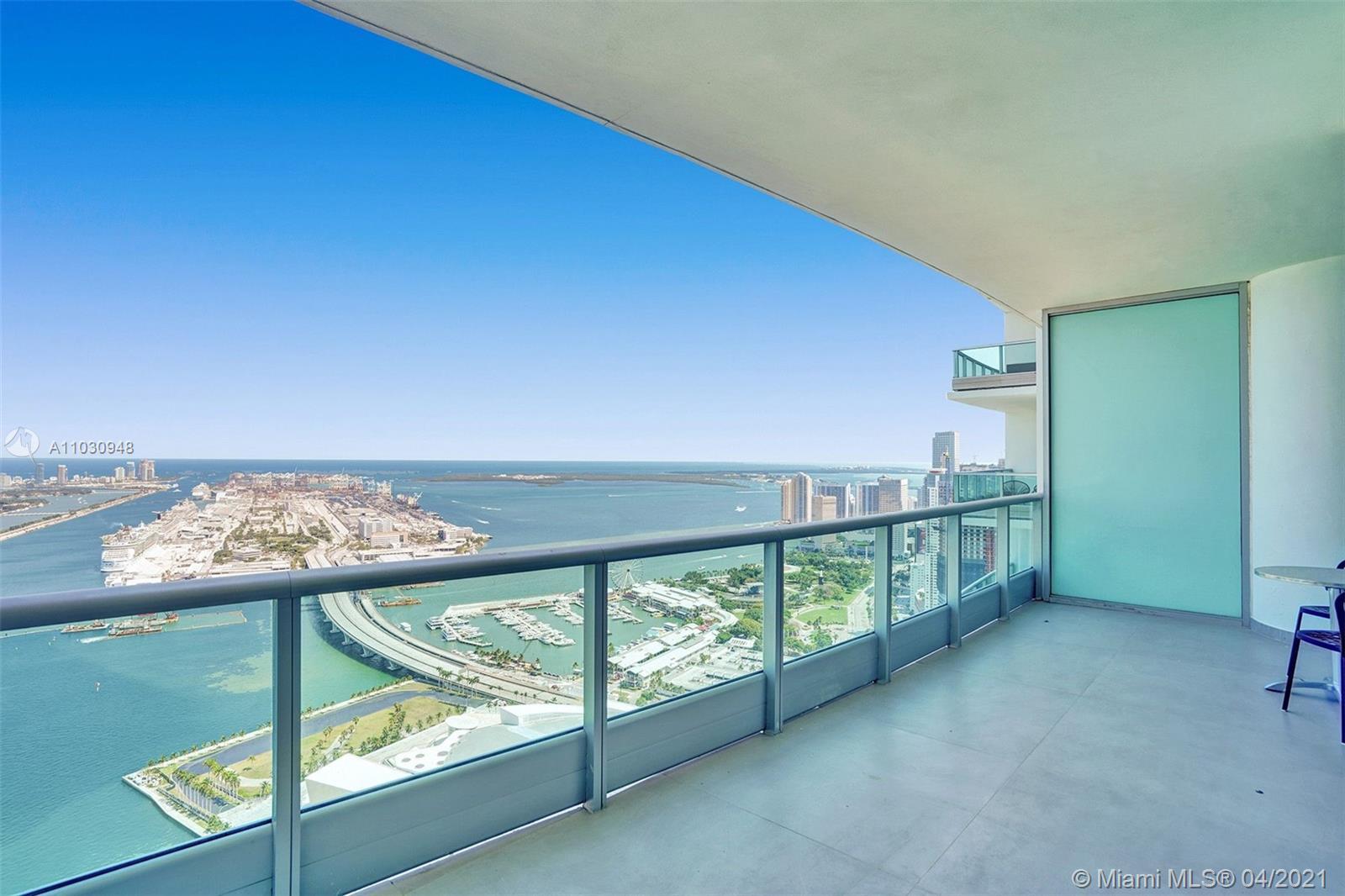 900 Biscayne Bay #6205 - 900 Biscayne Blvd #6205, Miami, FL 33132