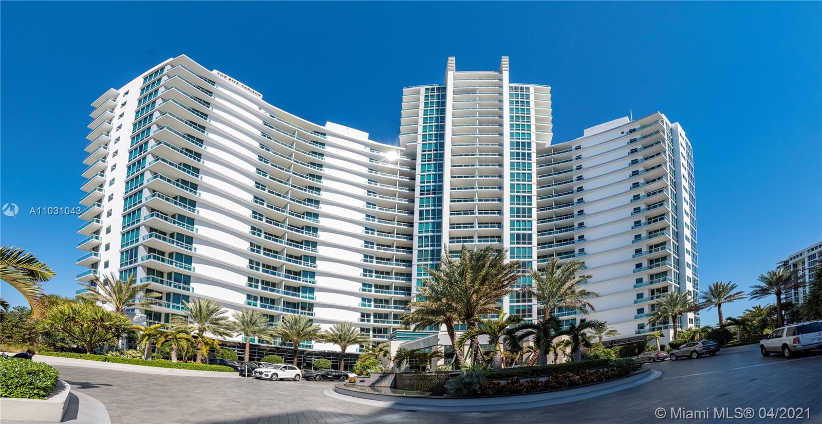 Ritz Carlton Bal Harbour #911 - 10295 Collins Ave #911, Bal Harbour, FL 33154
