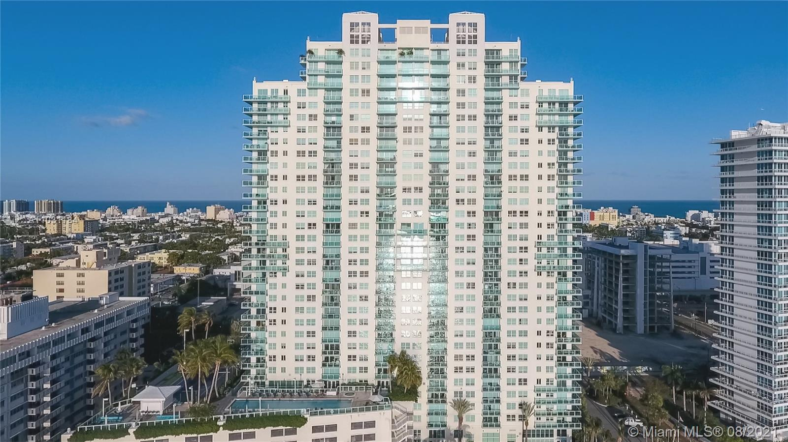 The Floridian #805 - 650 West Ave #805, Miami Beach, FL 33139