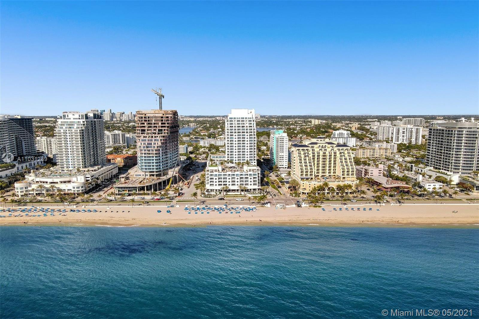 Ocean Resort Residences #H1501 - 551 N Fort Lauderdale Beach Blvd #H1501, Fort Lauderdale, FL 33304