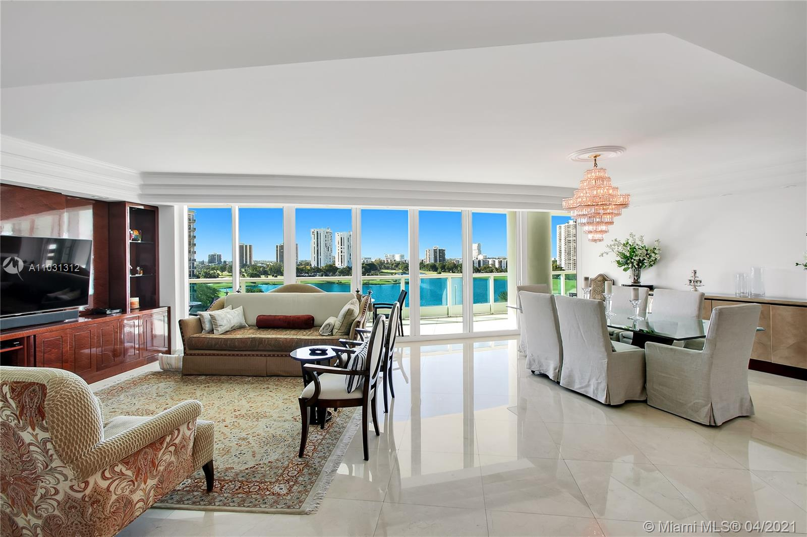 Porto Vita North Tower #1005 - 20155 NE 38th Ct #1005, Aventura, FL 33180