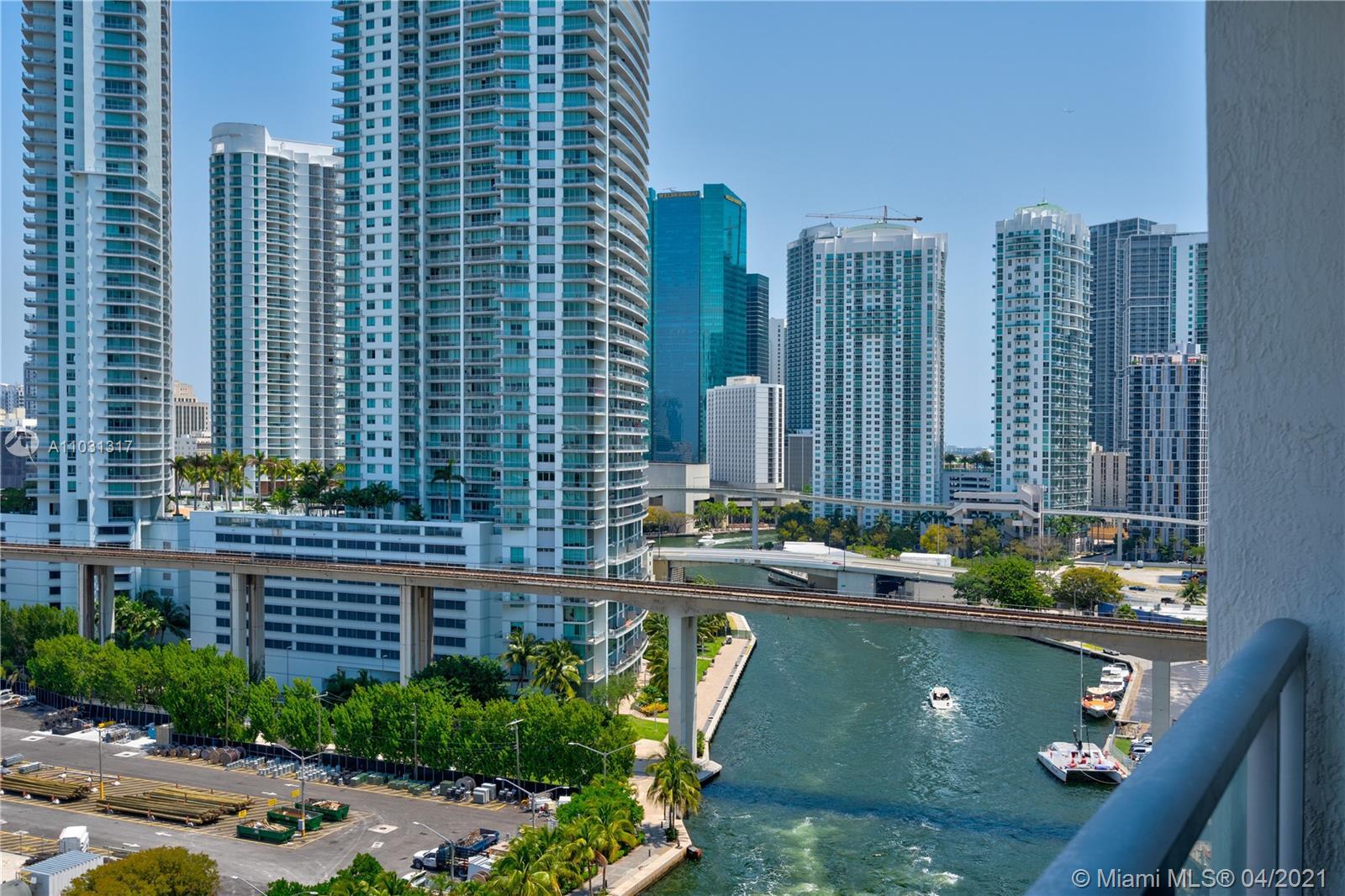 Latitude on the River #1401 - 185 SW 7th St #1401, Miami, FL 33130