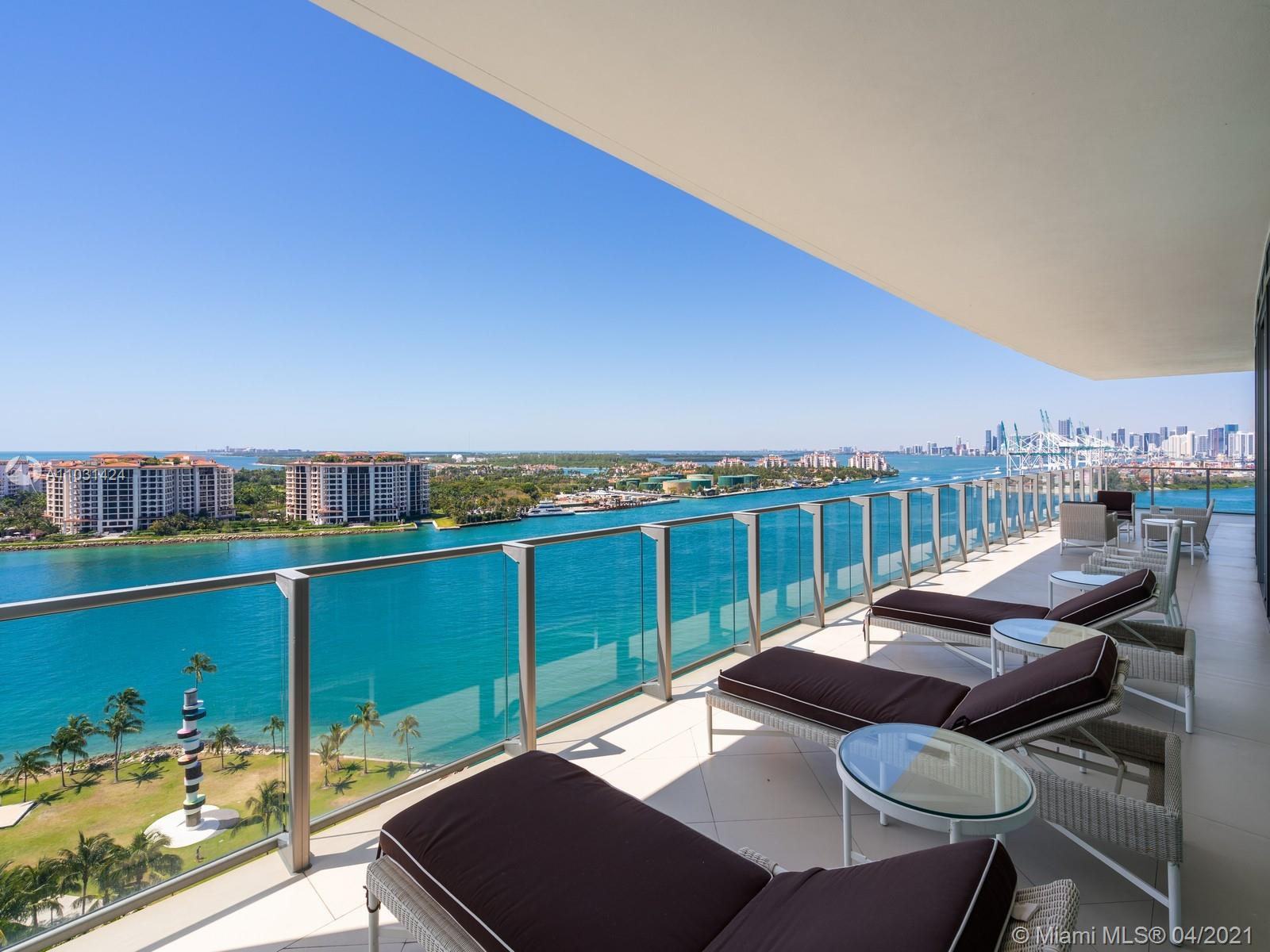 Apogee #1504 - 800 S POINTE DR #1504, Miami Beach, FL 33139