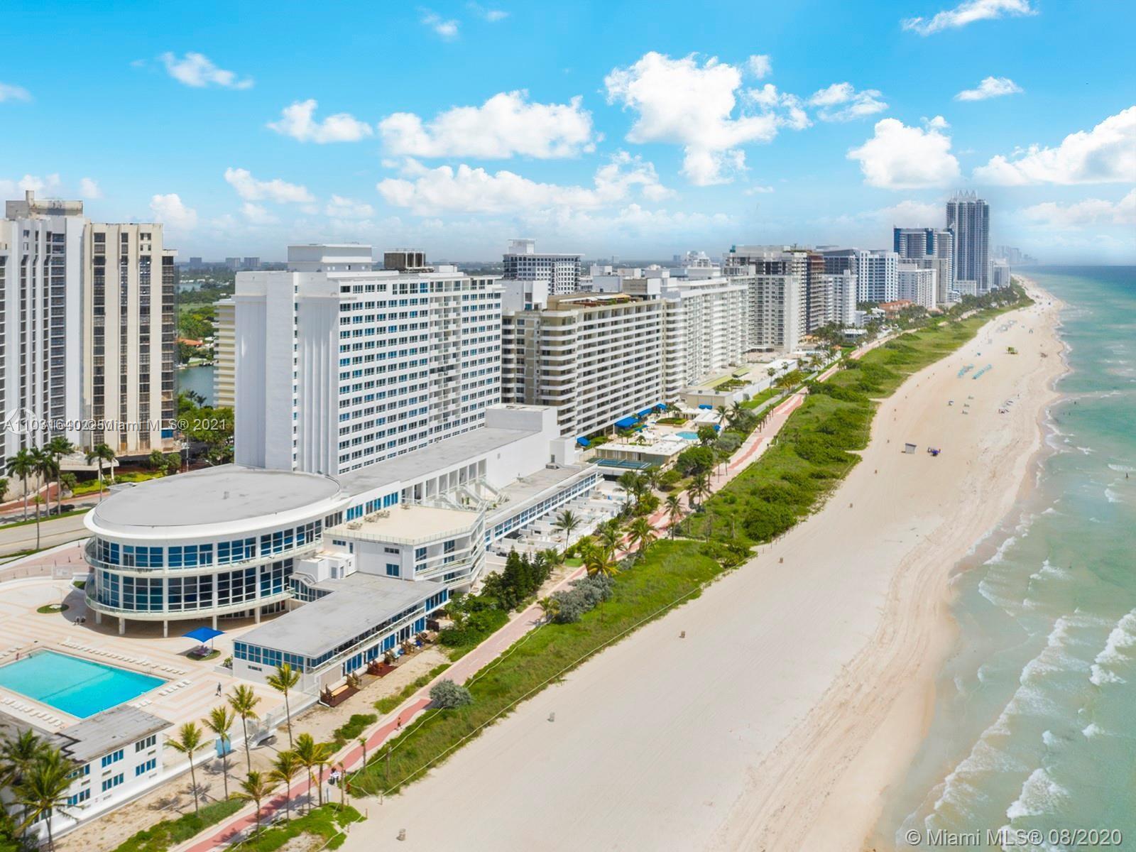 Castle Beach Club #403 - 5445 Collins Ave #403, Miami Beach, FL 33140