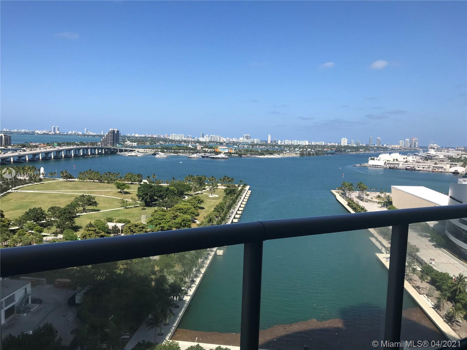 Marina Blue #1911 - 888 Biscayne Blvd #1911, Miami, FL 33132
