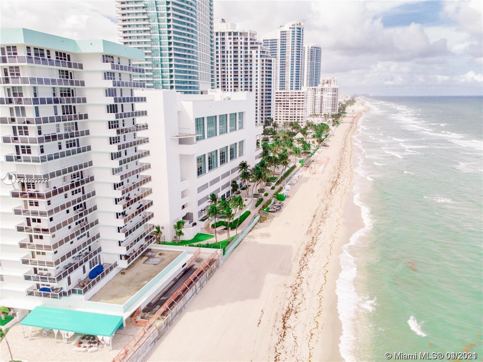 Sea Air Towers #1411 - 3725 S Ocean Dr #1411, Hollywood, FL 33019