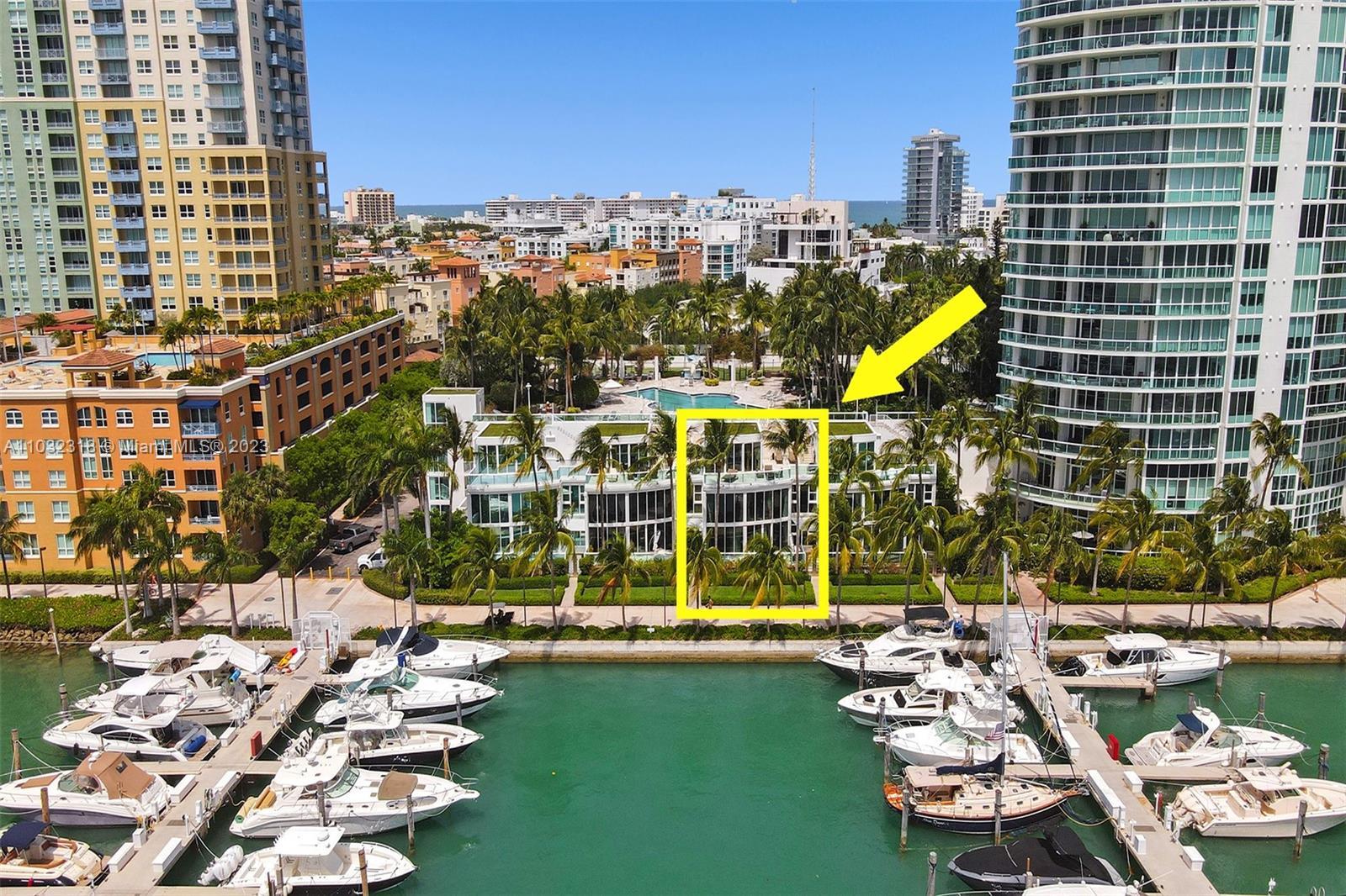 Murano At Portofino #TH-M2 - 1000 S Pointe Dr #TH-M2, Miami Beach, FL 33139