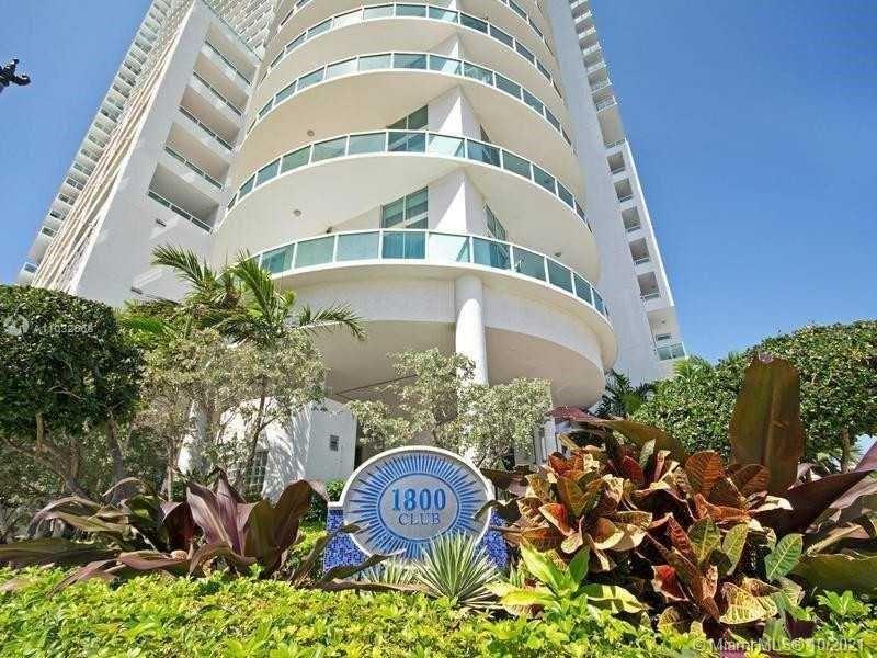 1800 Club #3604 - 1800 N Bayshore Dr #3604, Miami, FL 33132