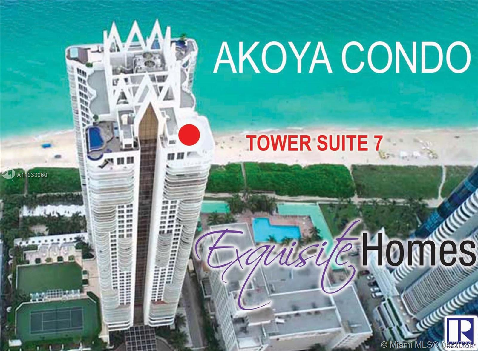 Akoya #TS-07 - 6365 Collins Ave #TS-07, Miami Beach, FL 33141