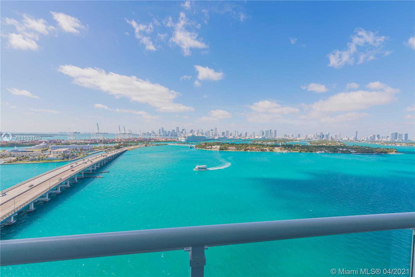 Bentley Bay South Tower #1502 - 520 West Ave #1502, Miami Beach, FL 33139