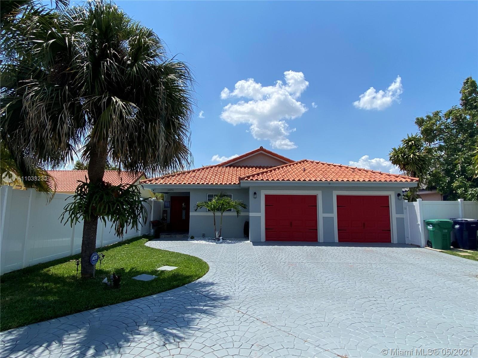 Miami Lakes - 14976 NW 87th Ct, Miami Lakes, FL 33018