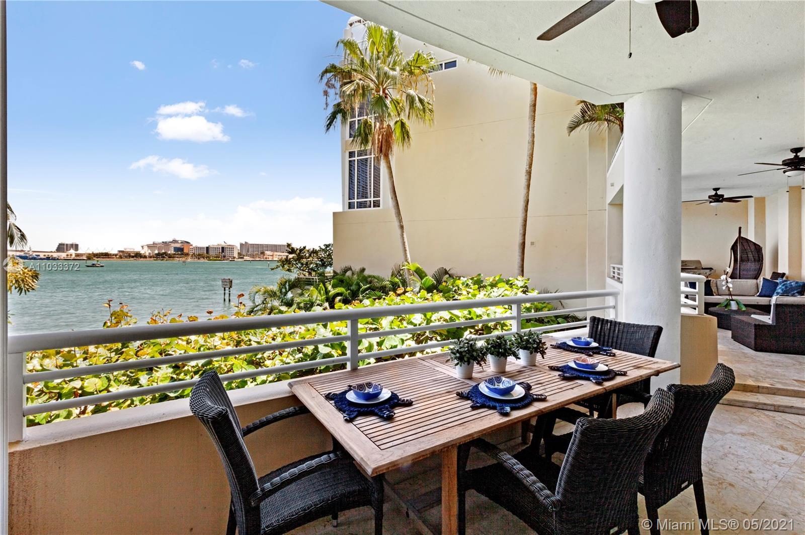 Three Tequesta Point #201 - 848 Brickell Key Dr #201, Miami, FL 33131