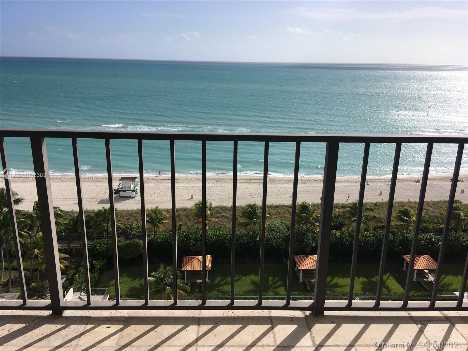Ocean Front Plaza #1407 - 2625 Collins Ave #1407, Miami Beach, FL 33140