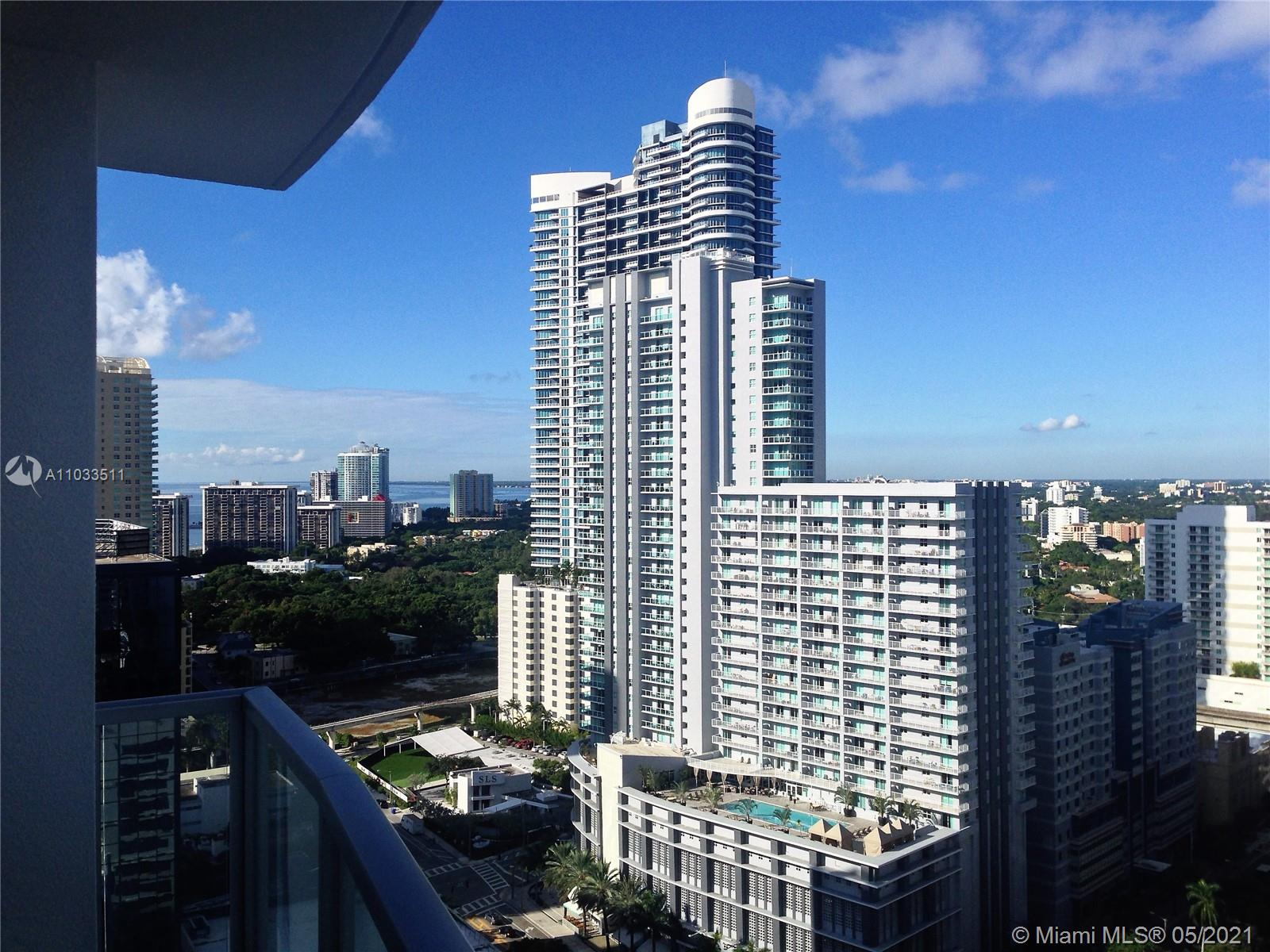 1060 Brickell West Tower #2515 - 1060 Brickell Ave #2515, Miami, FL 33131