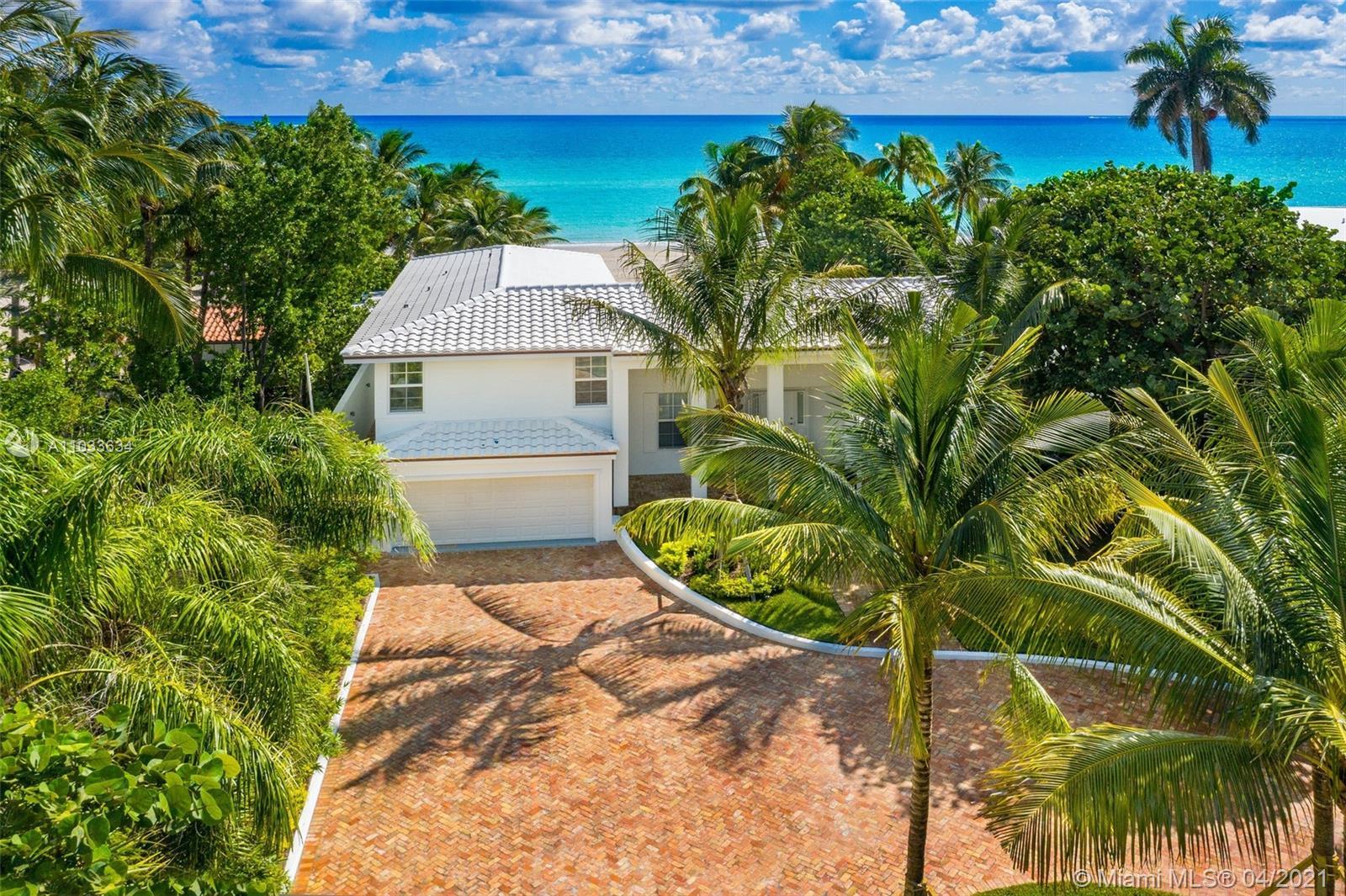 Golden Beach - 399 Ocean Blvd, Golden Beach, FL 33160