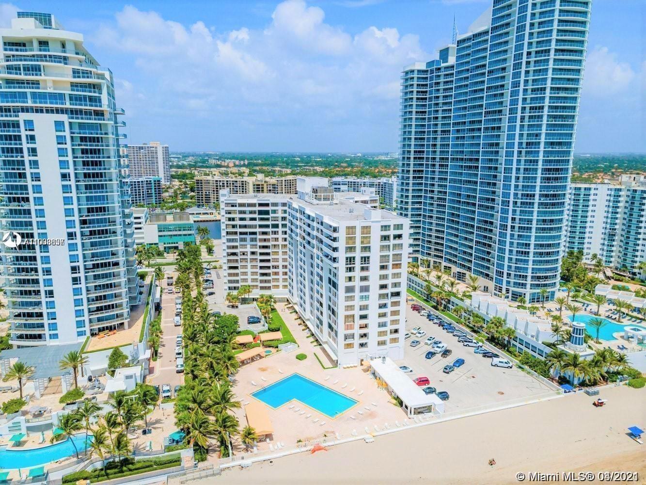 Alexander Towers #1120 - 3505 S Ocean Dr #1120, Hollywood, FL 33019