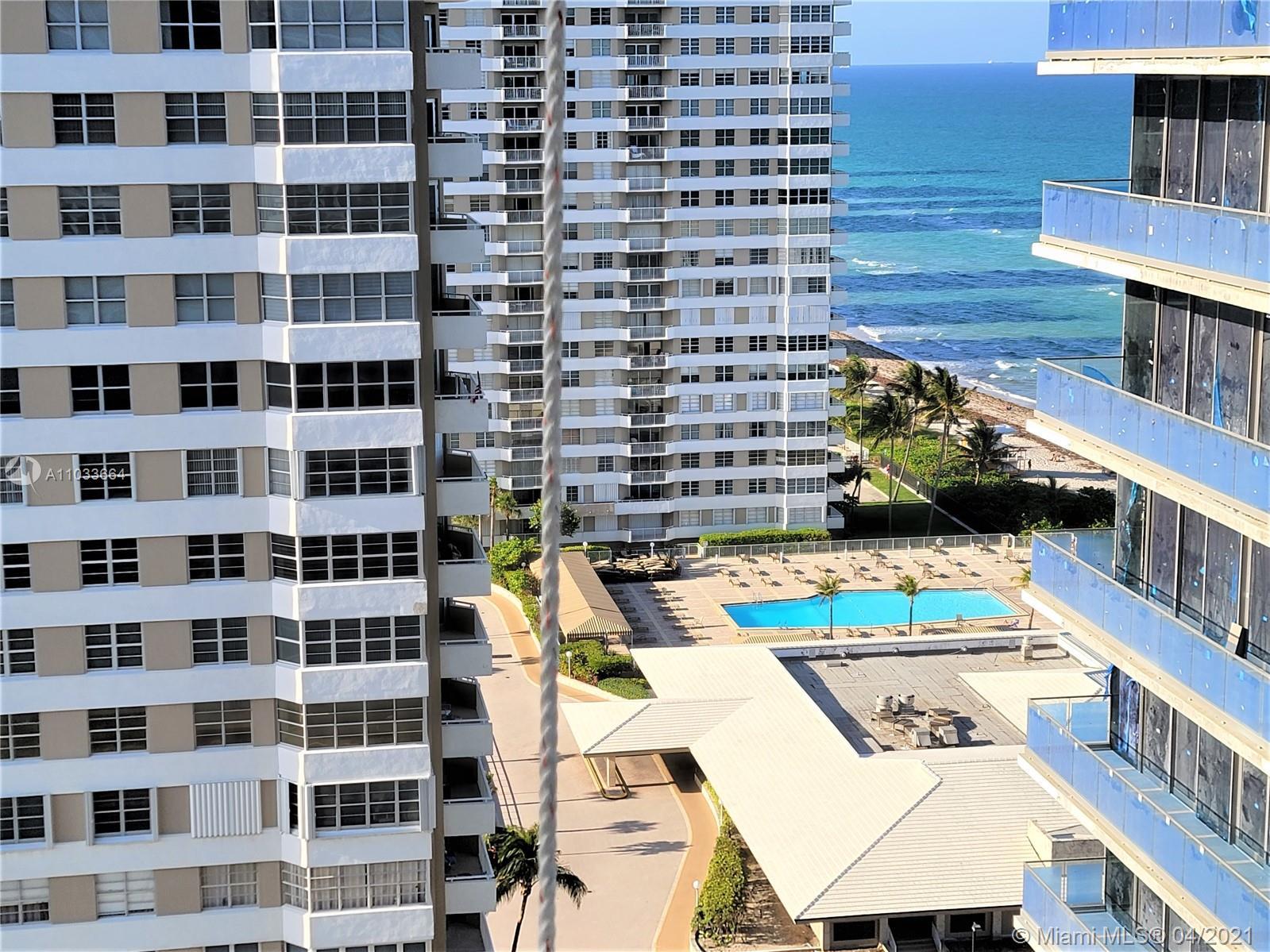 Parker Plaza #1823 - 2030 S Ocean Dr #1823, Hallandale Beach, FL 33009