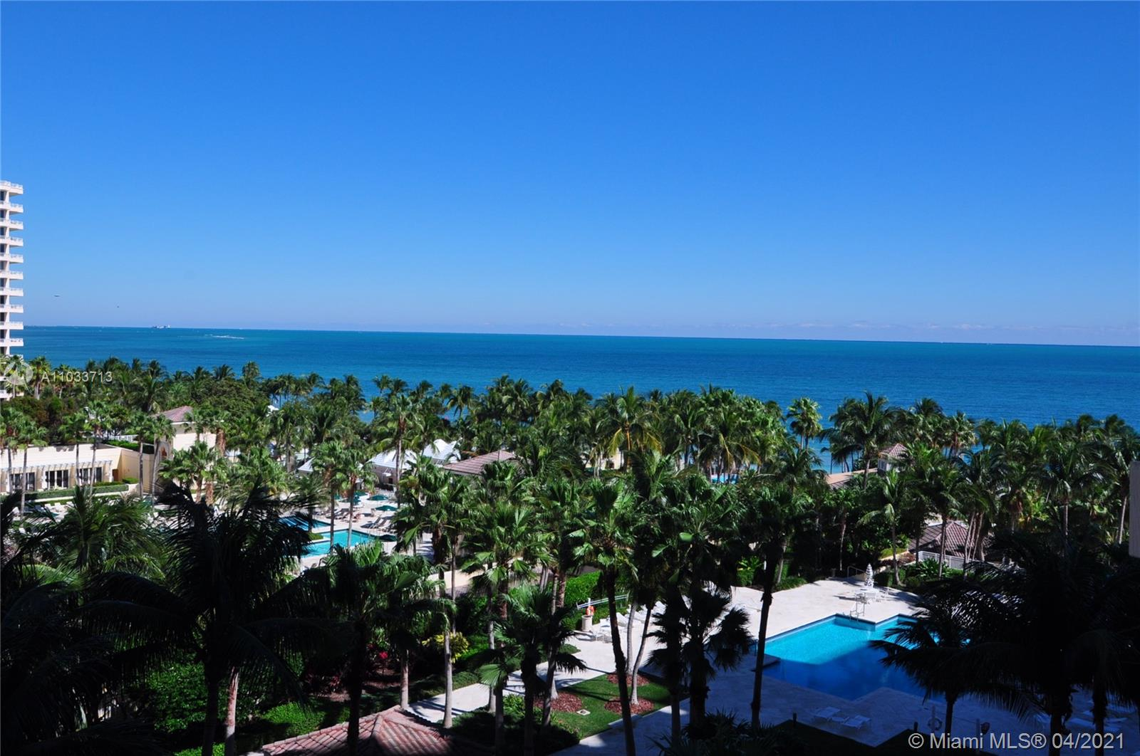 Ocean Tower One #805 - 799 Crandon Blvd #805, Key Biscayne, FL 33149