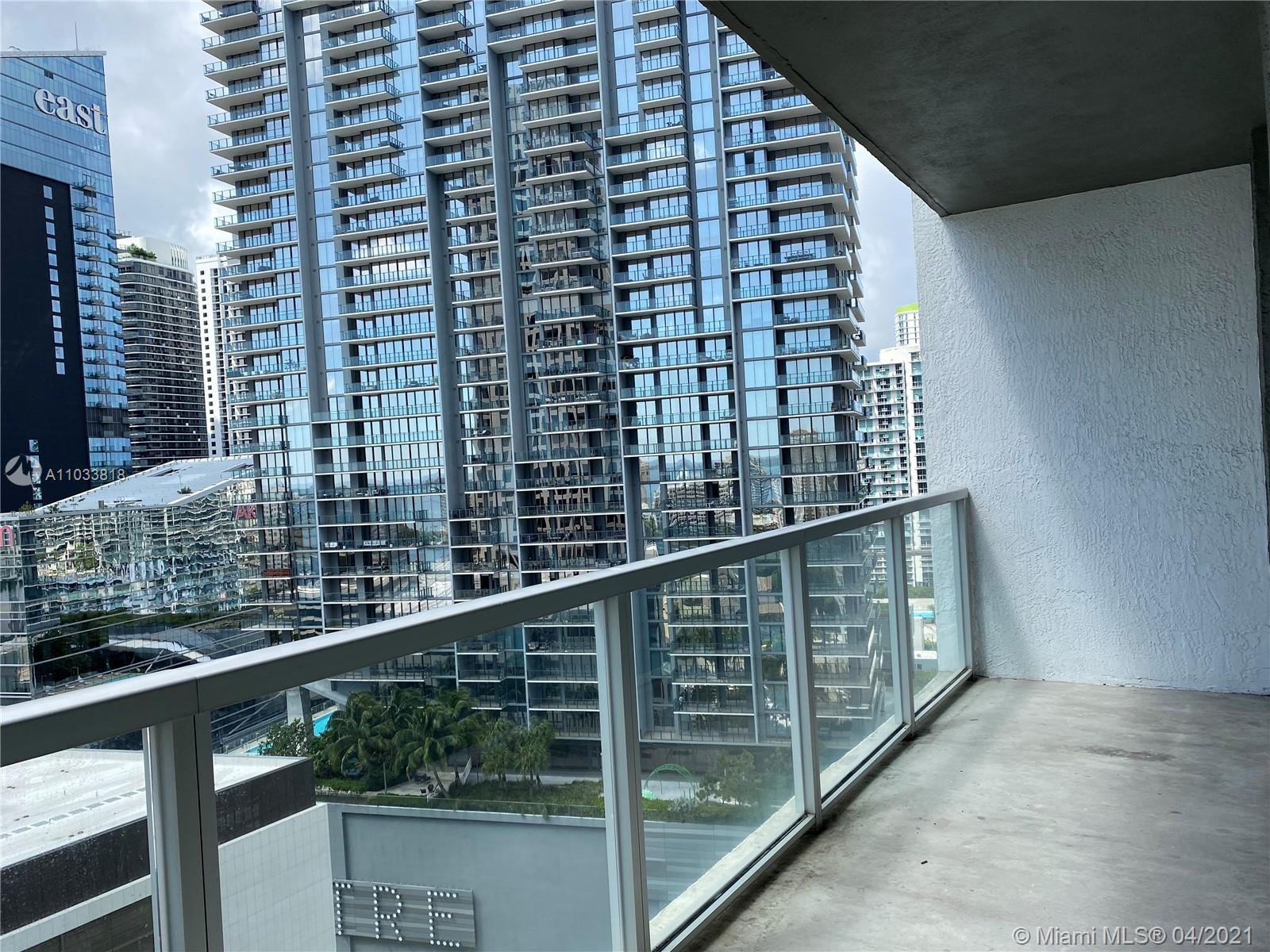 500 Brickell East Tower #2306 - 55 SE 6th St #2306, Miami, FL 33131
