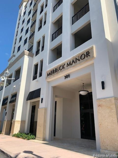 Merrick Manor #522 - 301 Altara Ave #522, Coral Gables, FL 33146