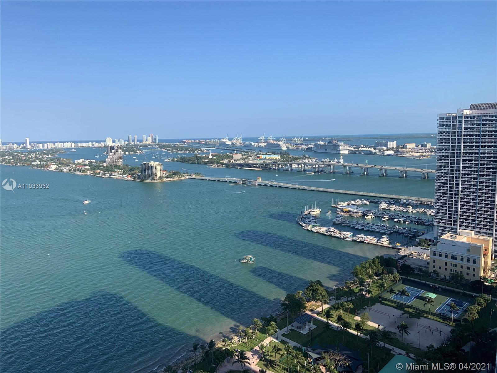 Quantum on the Bay #3201 - 1900 N Bayshore Dr #3201, Miami, FL 33132