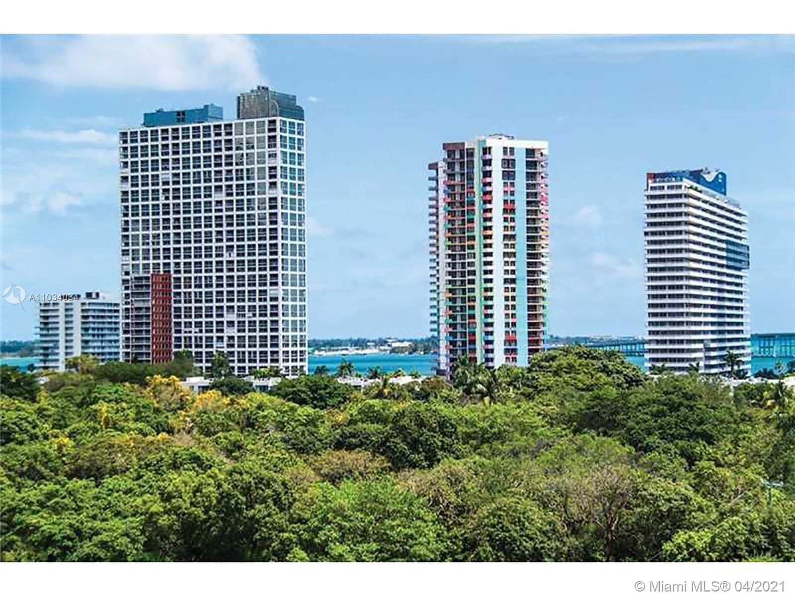 Le Parc At Brickell #810 - 1600 SW 1st Ave #810, Miami, FL 33129