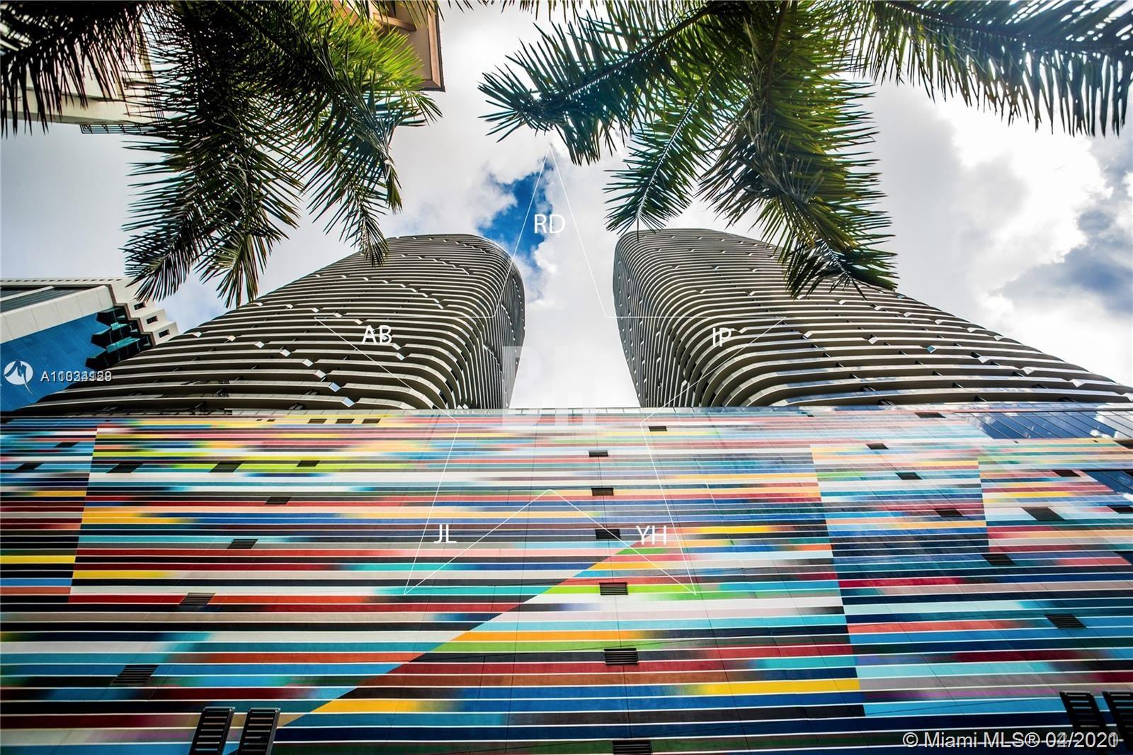 Brickell Heights West Tower #3007 - 55 SW 9th St #3007, Miami, FL 33130