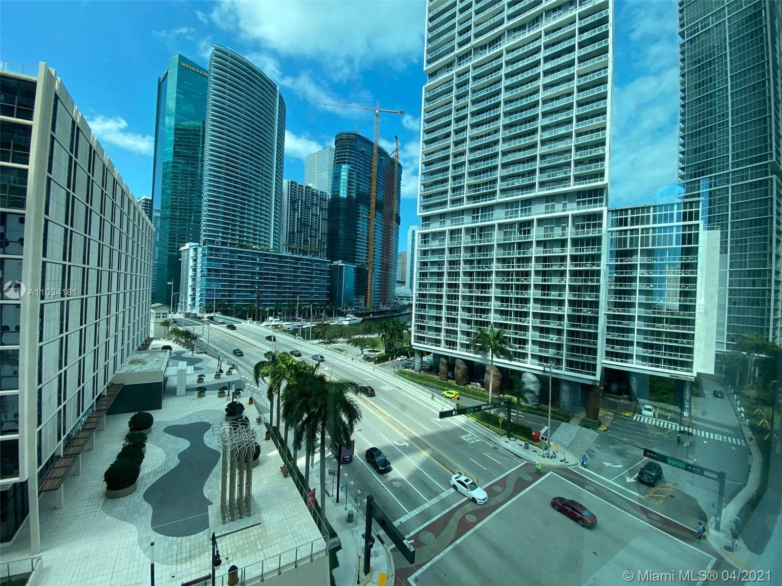 500 Brickell West Tower #801 - 500 Brickell Ave #801, Miami, FL 33131