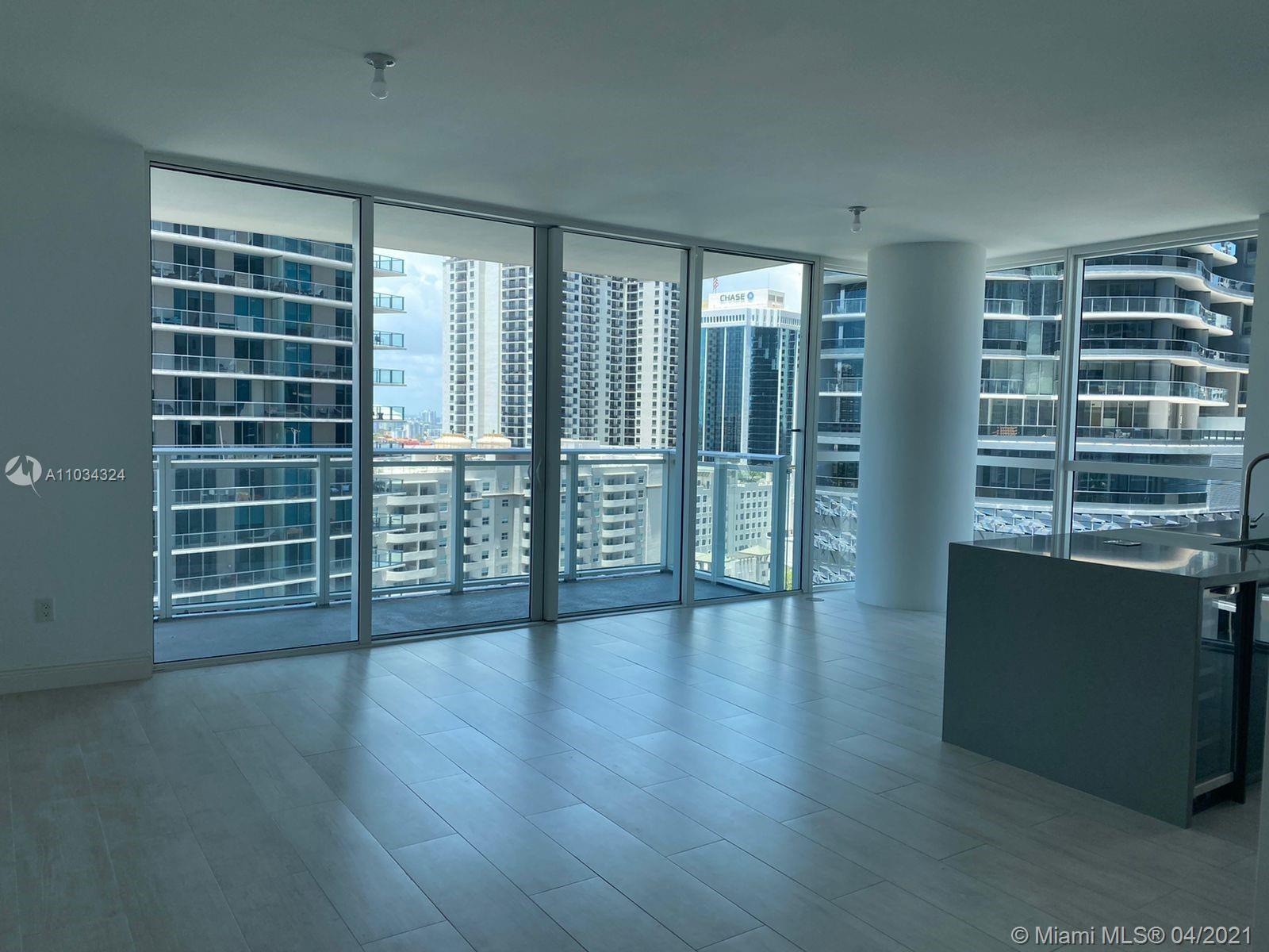 The Bond #1709 - 1080 Brickell Ave #1709, Miami, FL 33131