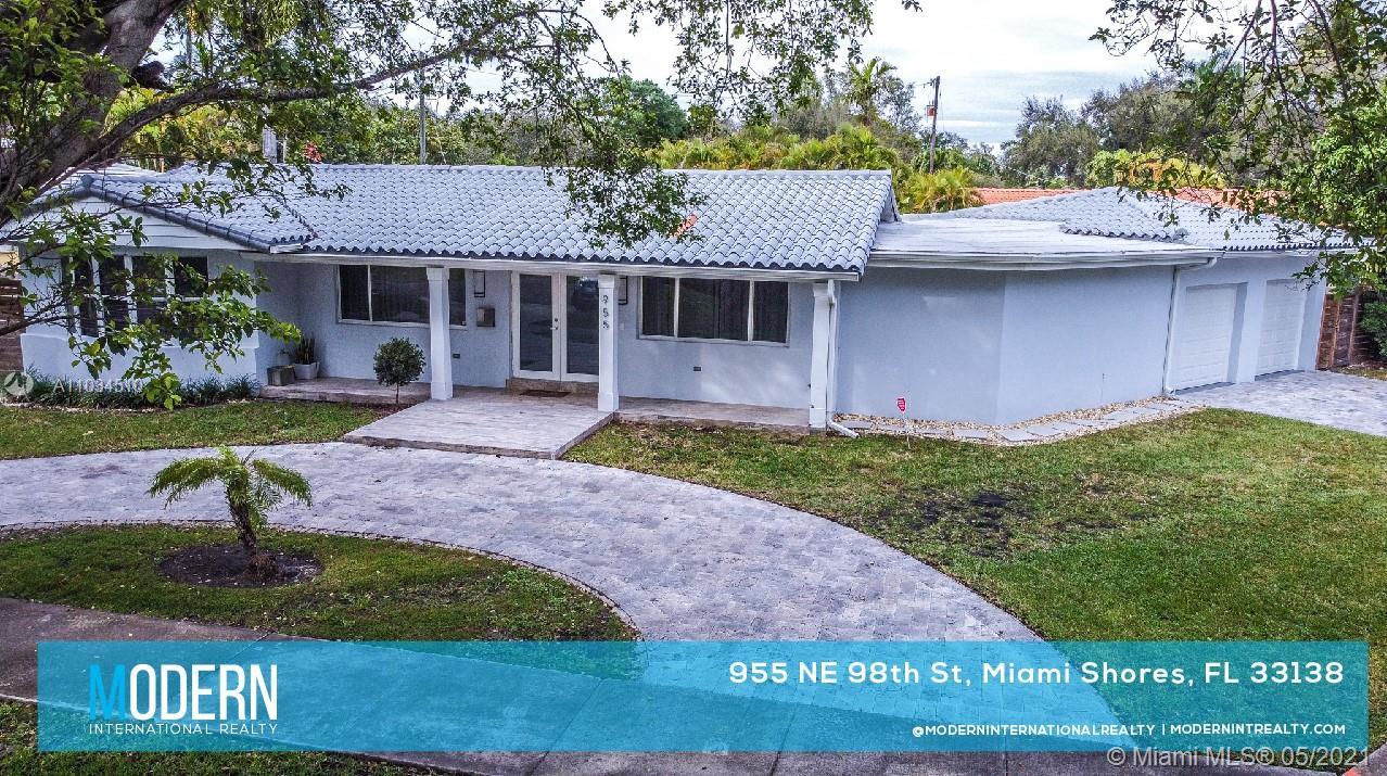 Miami Shores - 955 NE 98th St, Miami Shores, FL 33138