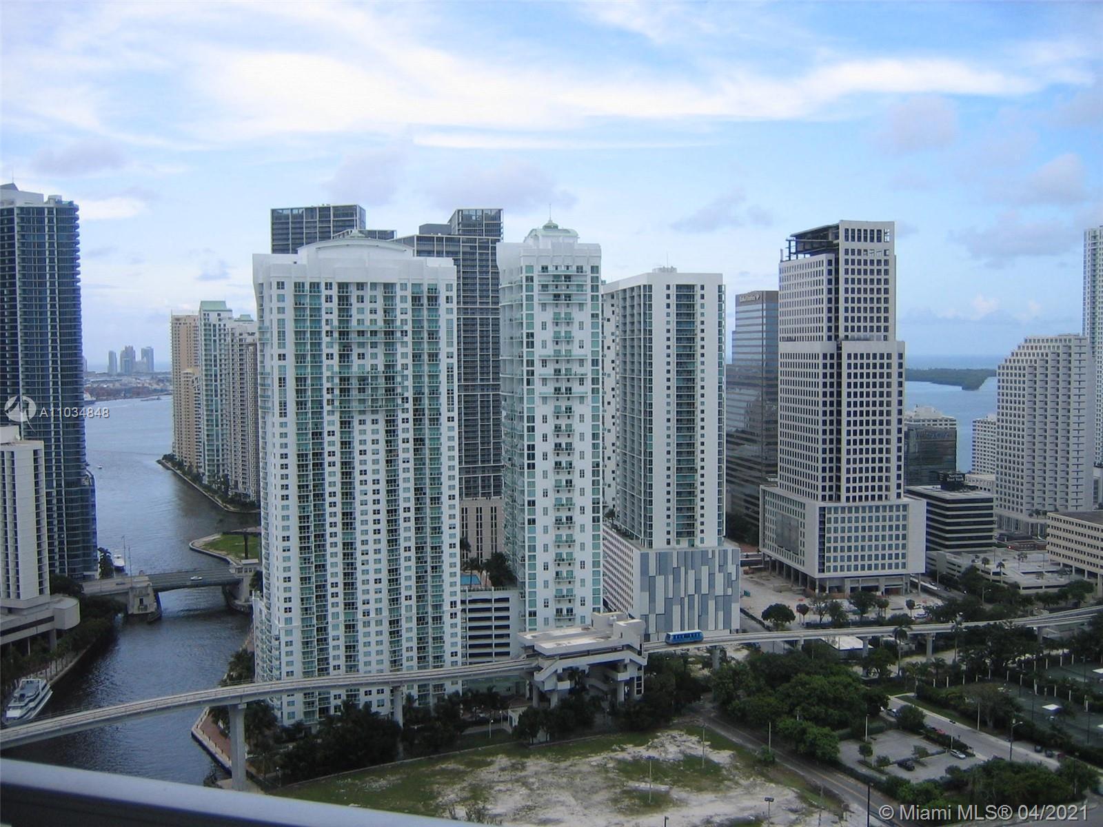 Ivy #3601 - 90 SW 3rd St #3601, Miami, FL 33130