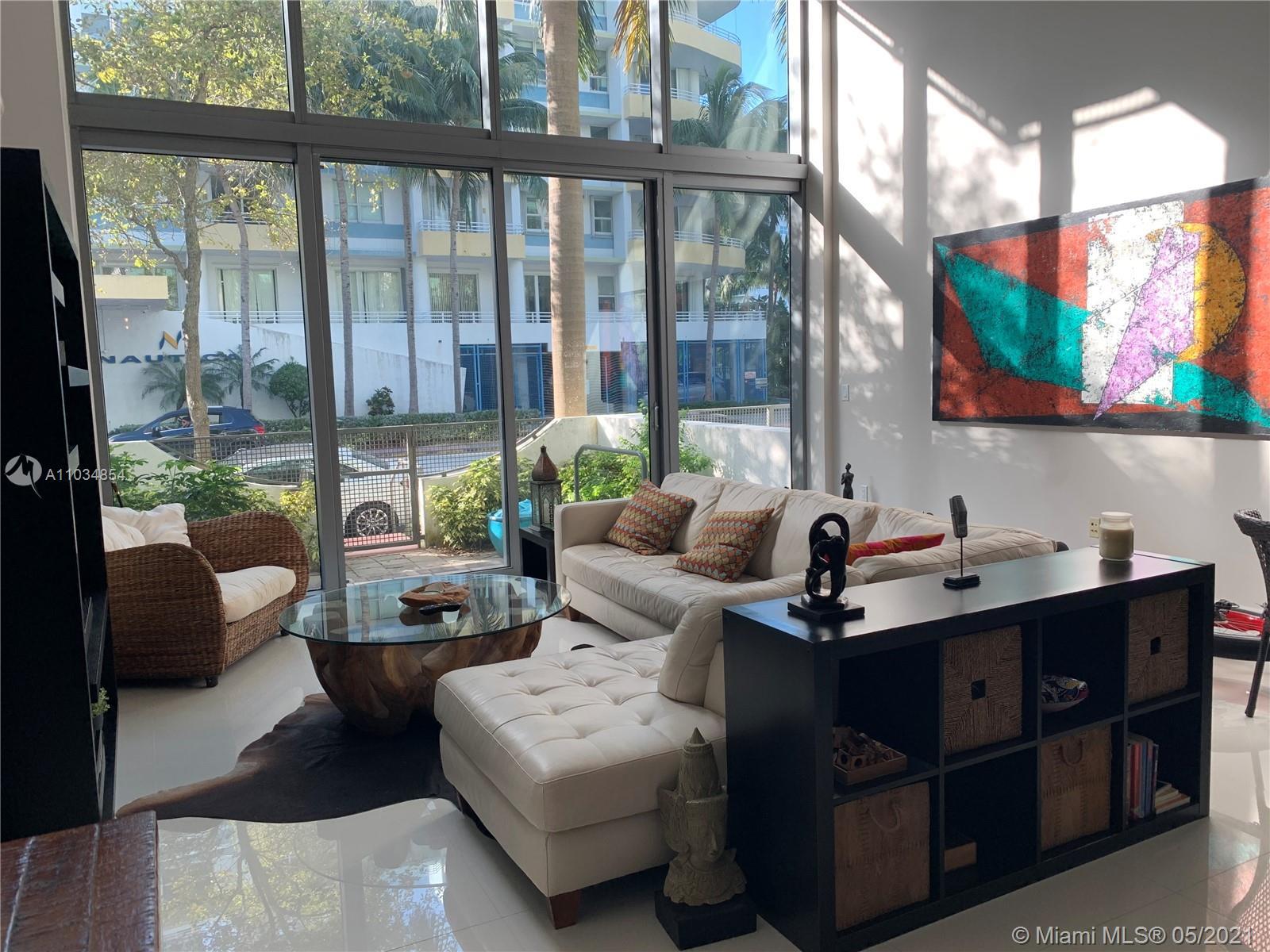 Terra Beachside Villas #136 - 6000 Collins Ave #136, Miami Beach, FL 33140