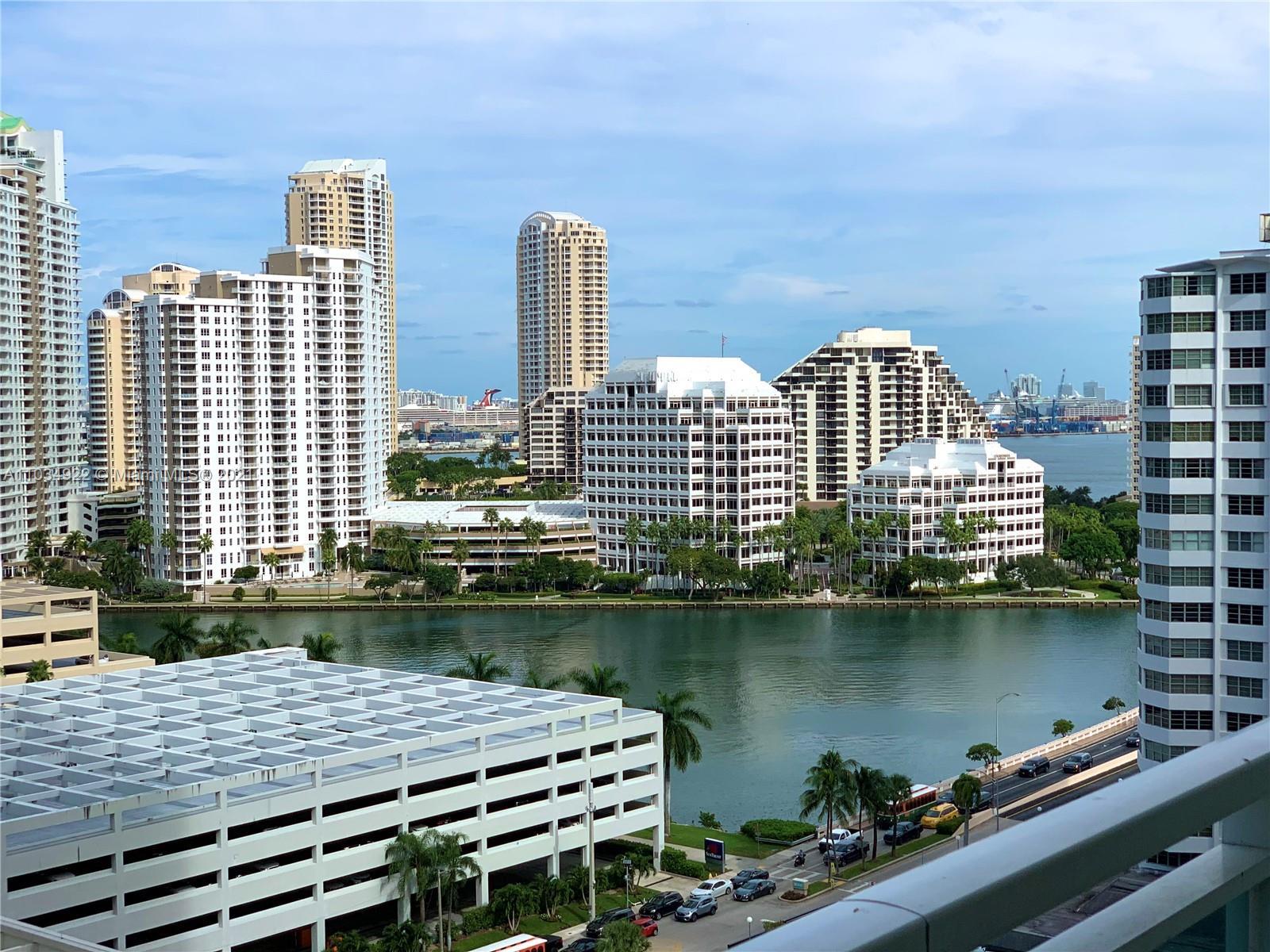 The Plaza on Brickell 1 #1504 - 950 Brickell Bay Dr #1504, Miami, FL 33131