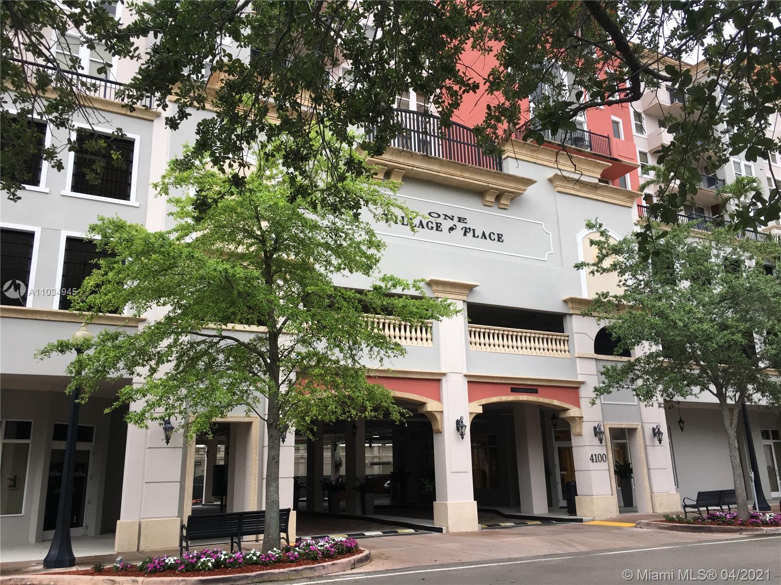 One Village Place #605 - 4100 Salzedo St #605, Coral Gables, FL 33146