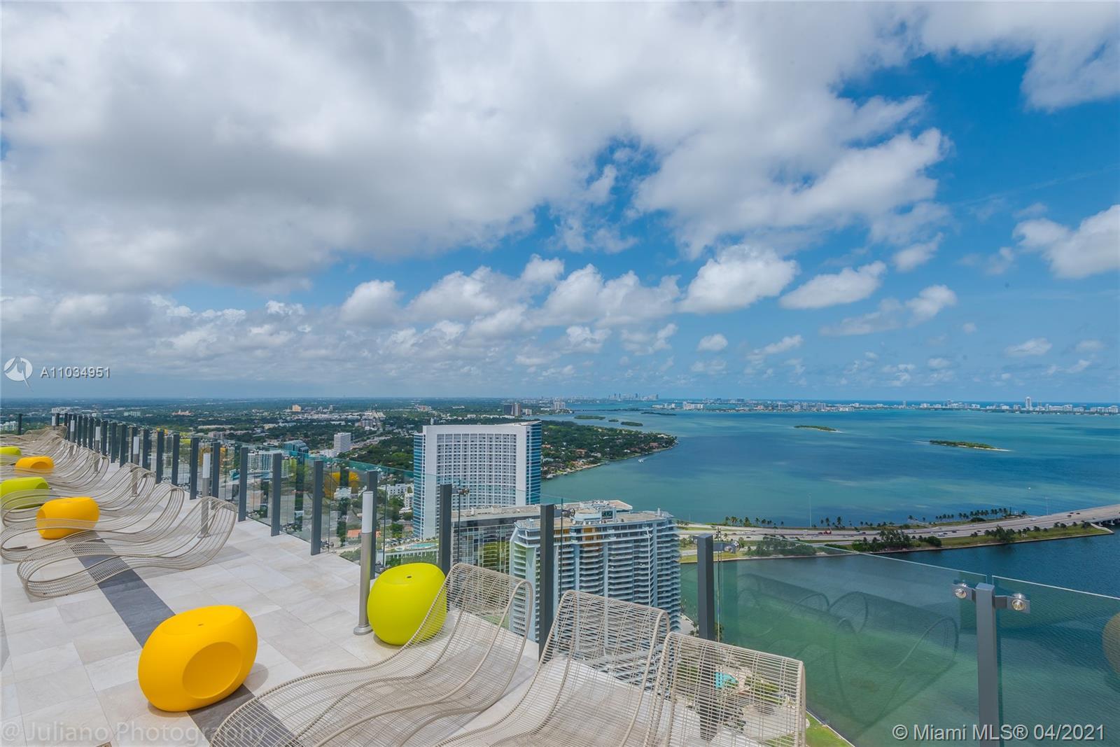 Paraiso Bayviews #1608 - 501 NE 31st St #1608, Miami, FL 33137