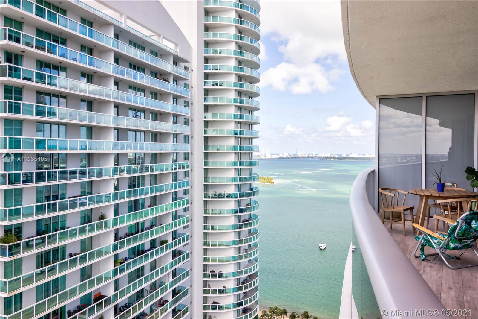 Aria on the Bay #2901 - 488 NE 18th St #2901, Miami, FL 33132