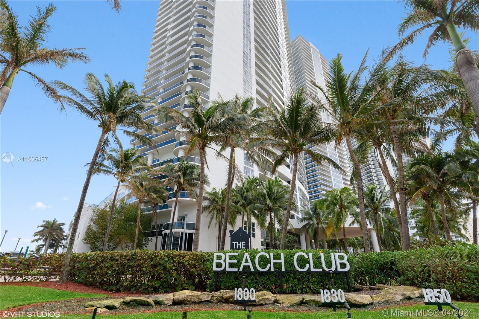 Beach Club III #3109 - 1800 S Ocean Dr #3109, Hallandale Beach, FL 33009