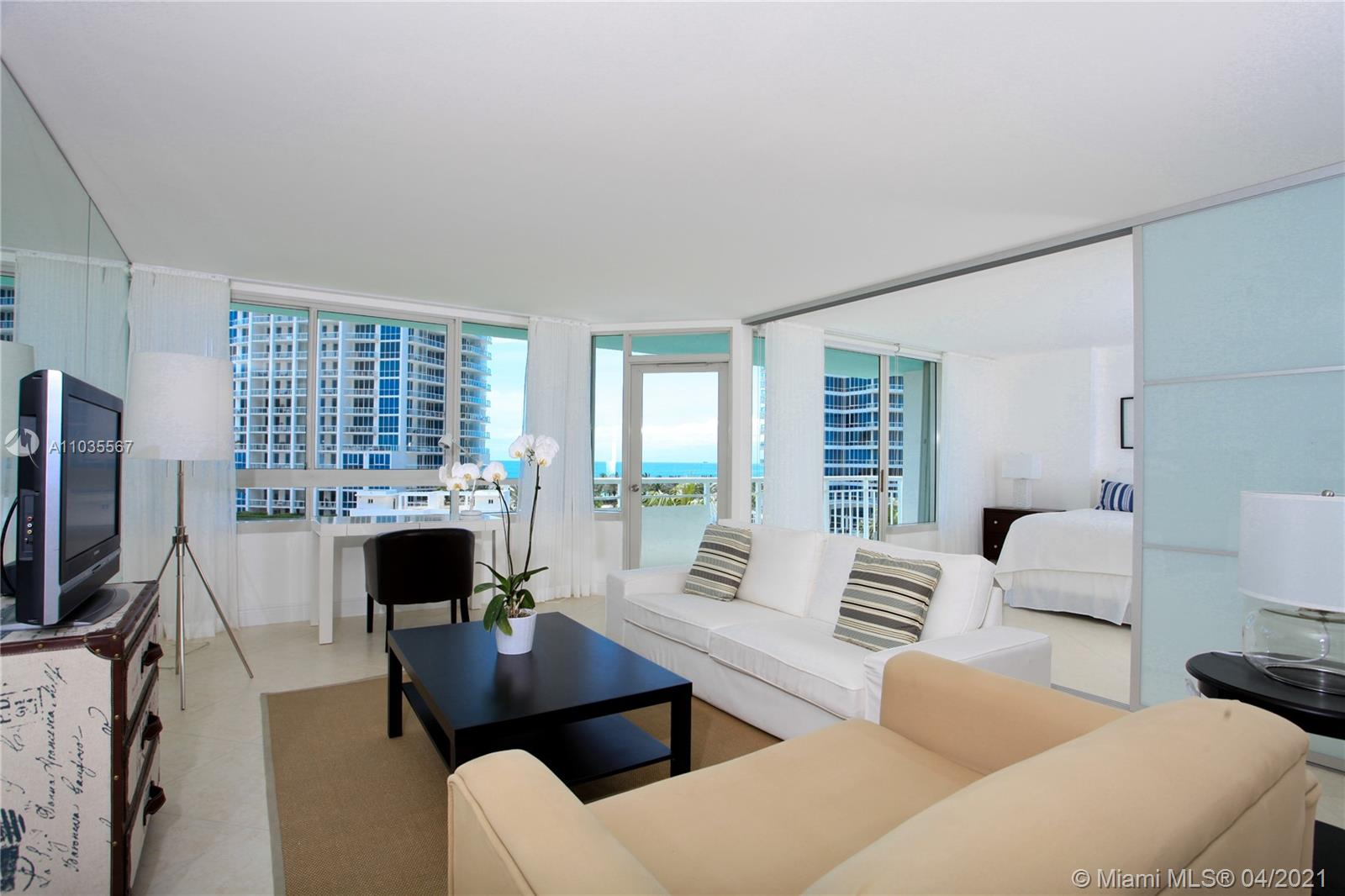 South Pointe Tower #708 - 400 S Pointe Dr #708, Miami Beach, FL 33139
