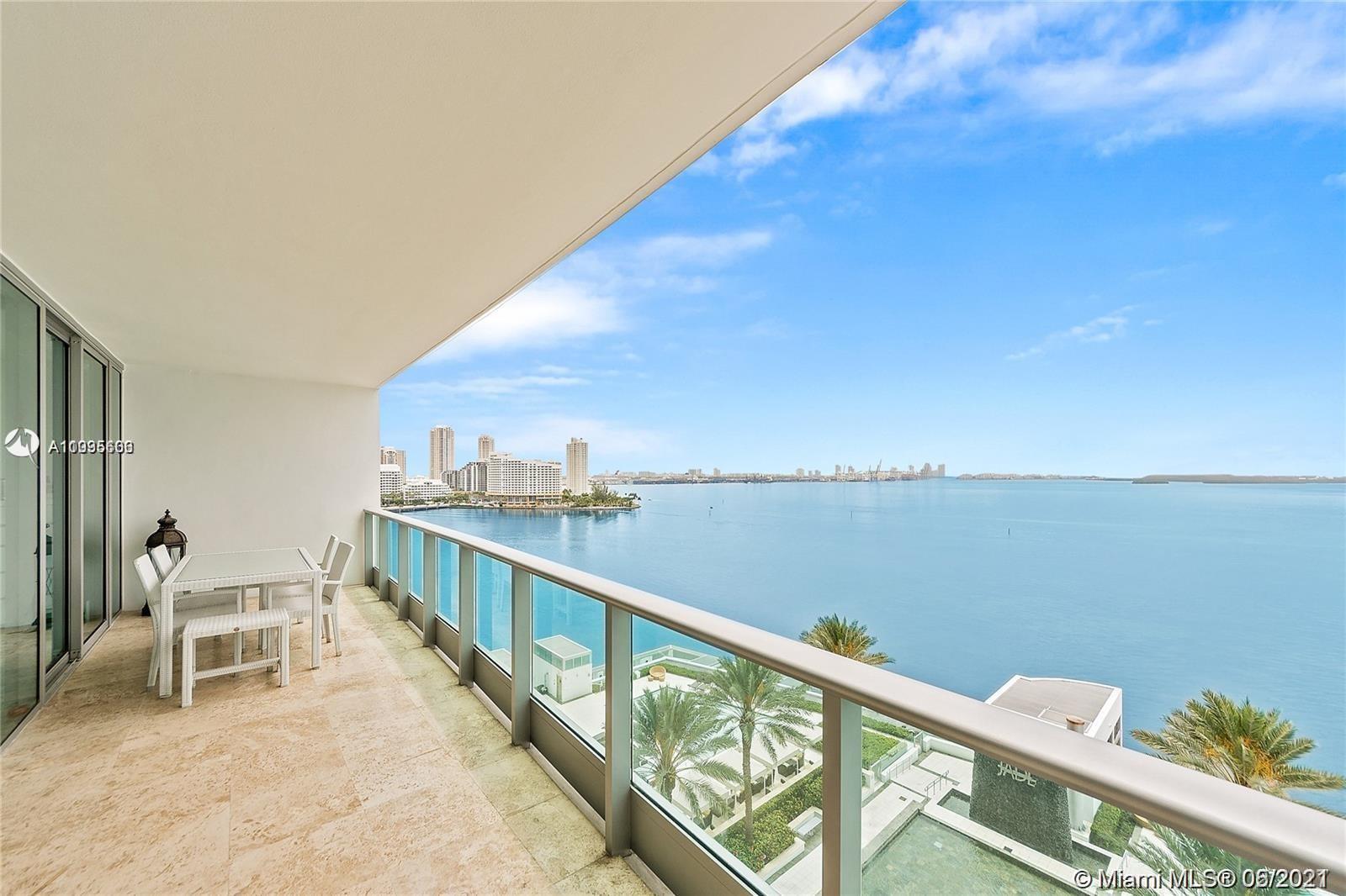 Jade Residences #1407 - 1331 Brickell Bay Dr #1407, Miami, FL 33131
