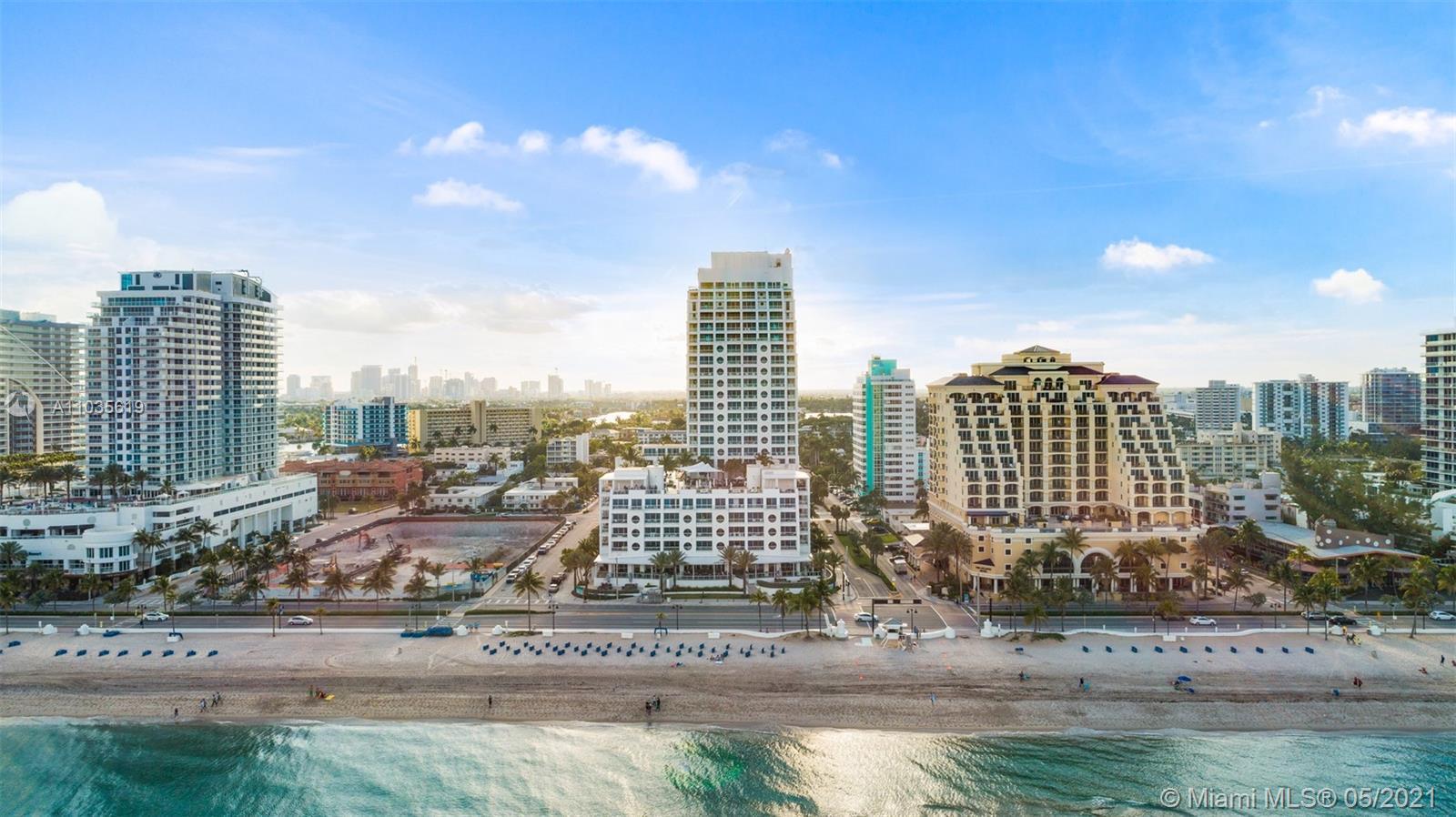 Ocean Resort Residences #H806 - 551 N Fort Lauderdale Beach Blvd #H806, Fort Lauderdale, FL 33304