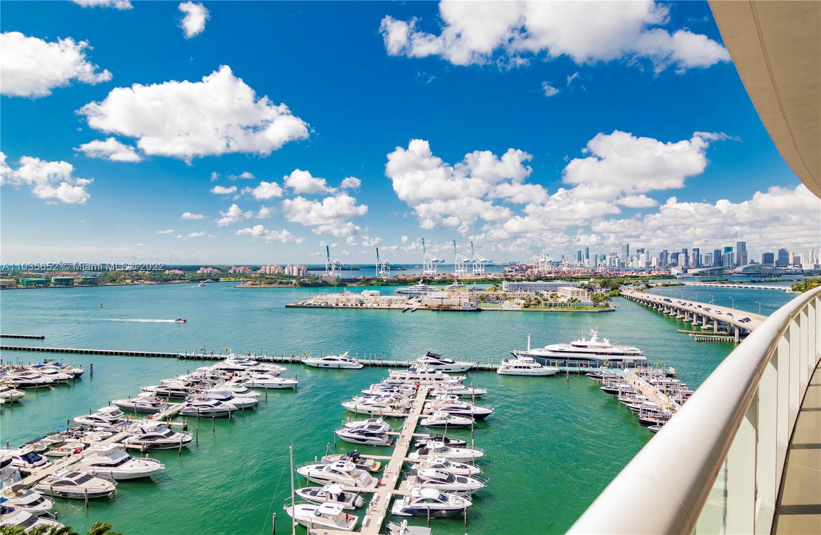 Icon South Beach #1603 - 450 Alton Rd #1603, Miami Beach, FL 33139