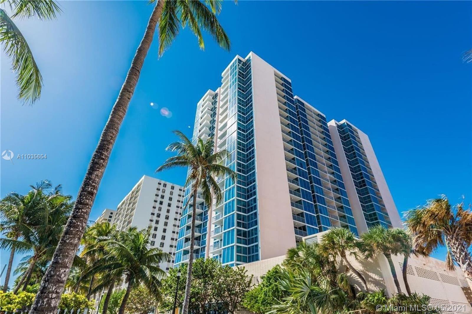 Mirasol Ocean Towers #606 - 2655 Collins Ave #606, Miami Beach, FL 33140